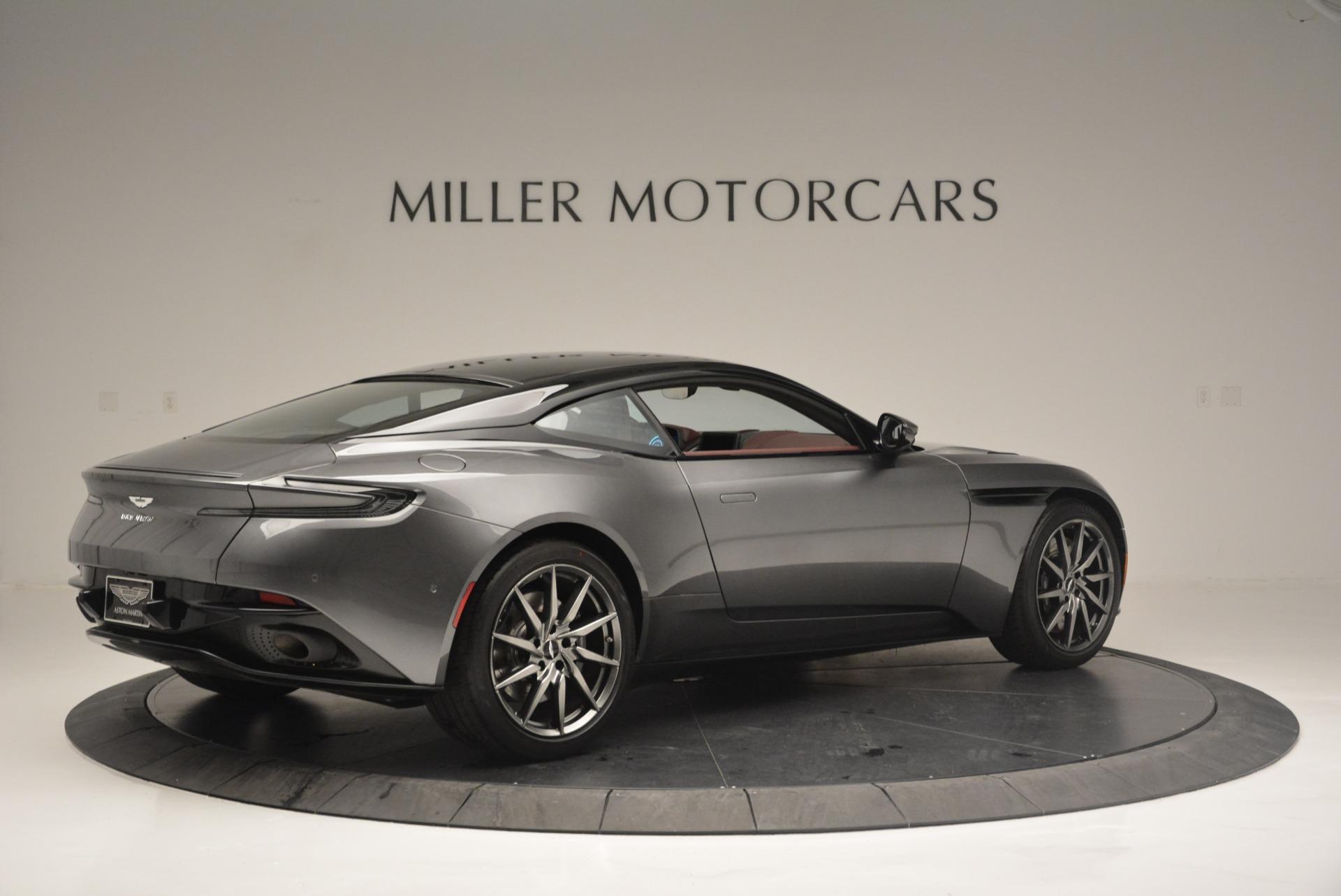New 2018 Aston Martin DB11 V12 Coupe For Sale In Greenwich, CT. Alfa Romeo of Greenwich, A1274 2364_p8