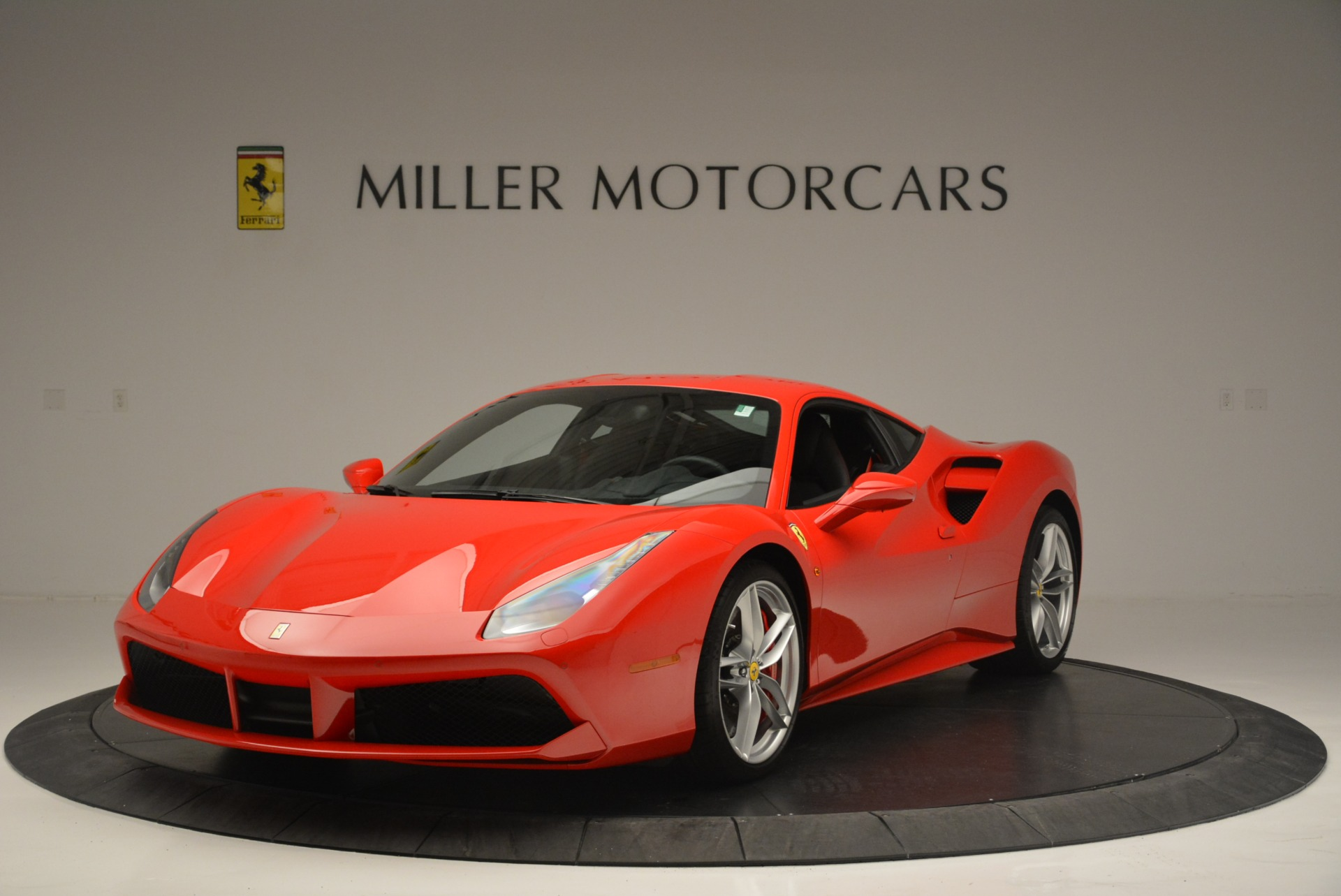 Used 2017 Ferrari 488 GTB  For Sale In Greenwich, CT. Alfa Romeo of Greenwich, 4488 2365_main