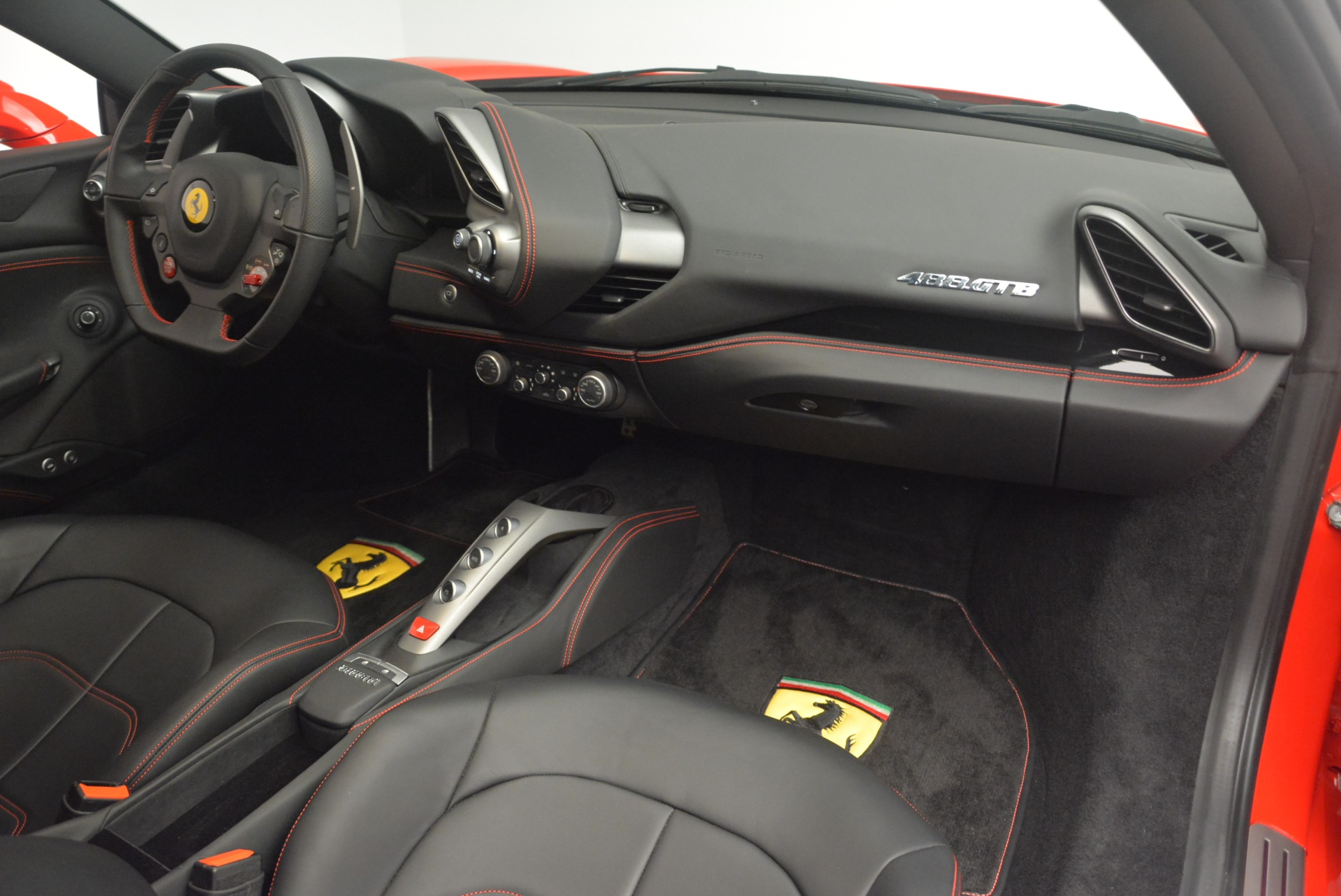 Used 2017 Ferrari 488 GTB  For Sale In Greenwich, CT. Alfa Romeo of Greenwich, 4488 2365_p17