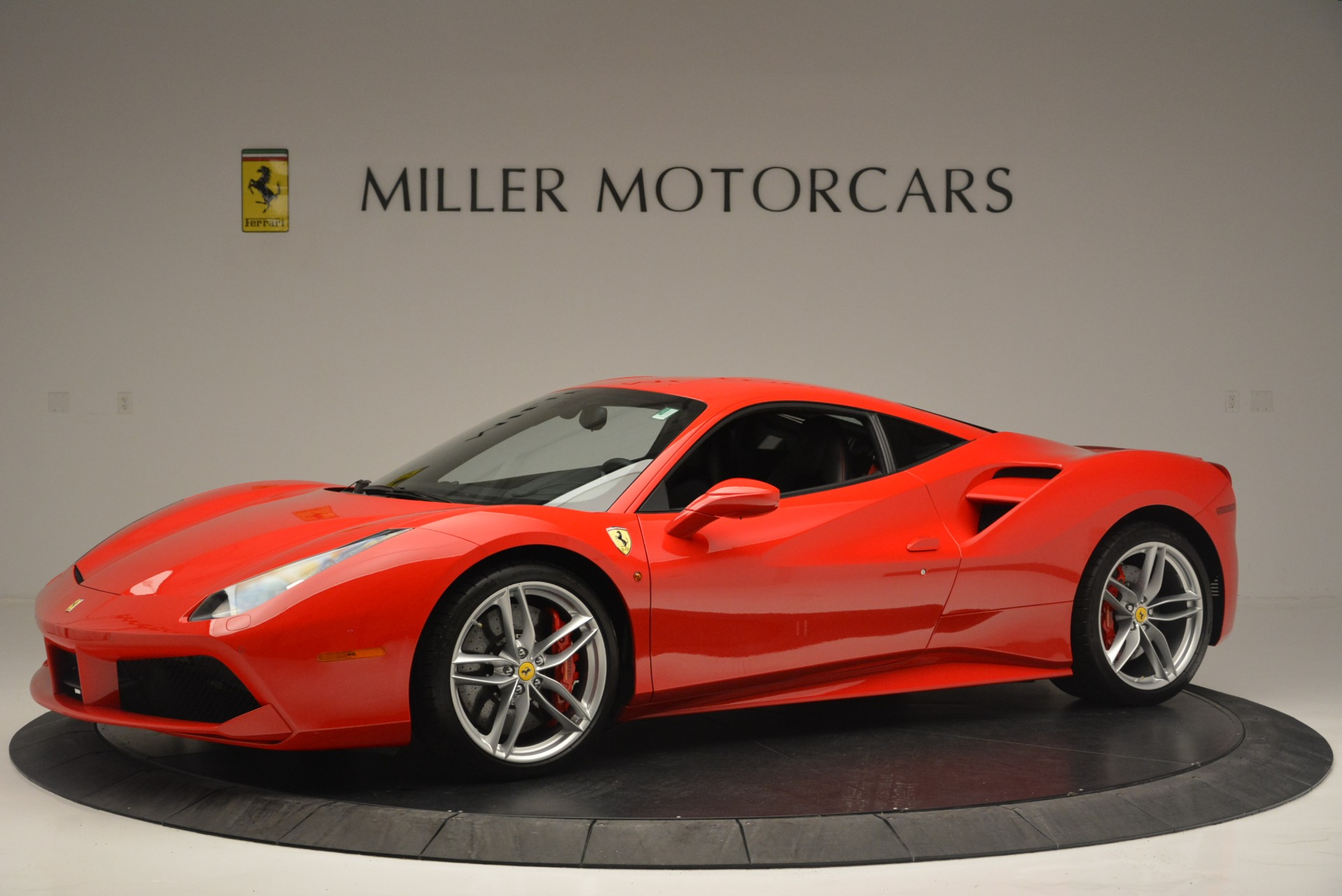 Used 2017 Ferrari 488 GTB  For Sale In Greenwich, CT. Alfa Romeo of Greenwich, 4488 2365_p2