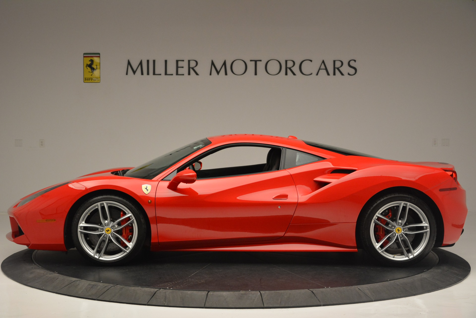 Used 2017 Ferrari 488 GTB  For Sale In Greenwich, CT. Alfa Romeo of Greenwich, 4488 2365_p3