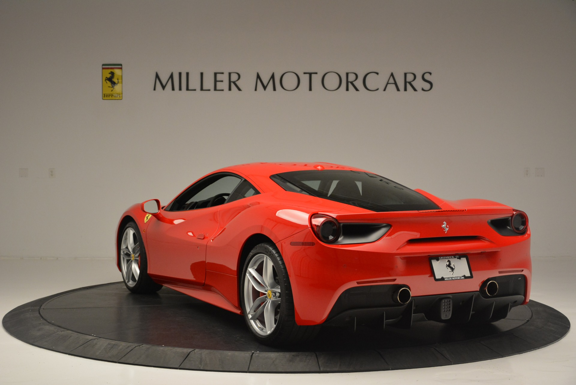 Used 2017 Ferrari 488 GTB  For Sale In Greenwich, CT. Alfa Romeo of Greenwich, 4488 2365_p5