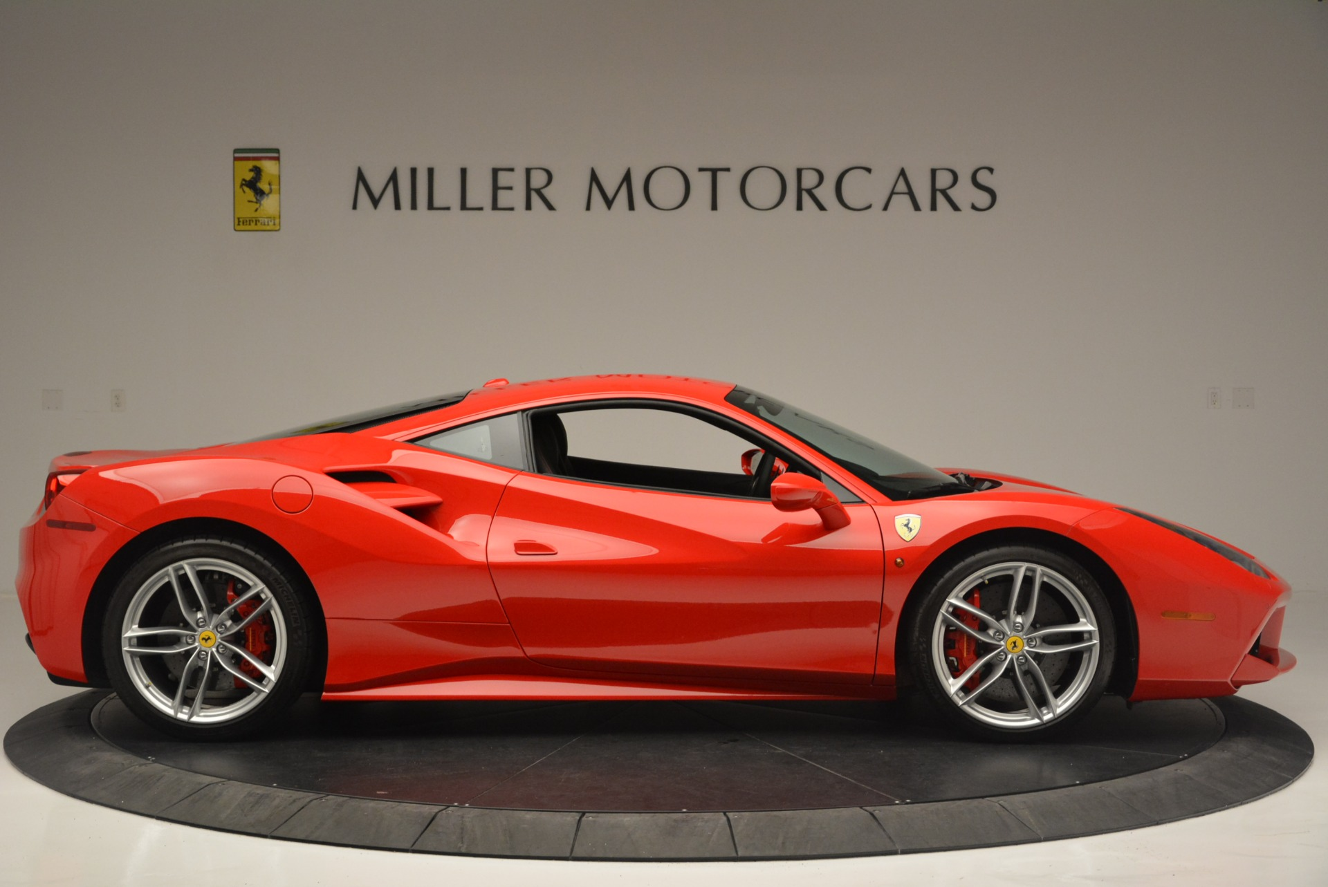 Used 2017 Ferrari 488 GTB  For Sale In Greenwich, CT. Alfa Romeo of Greenwich, 4488 2365_p9