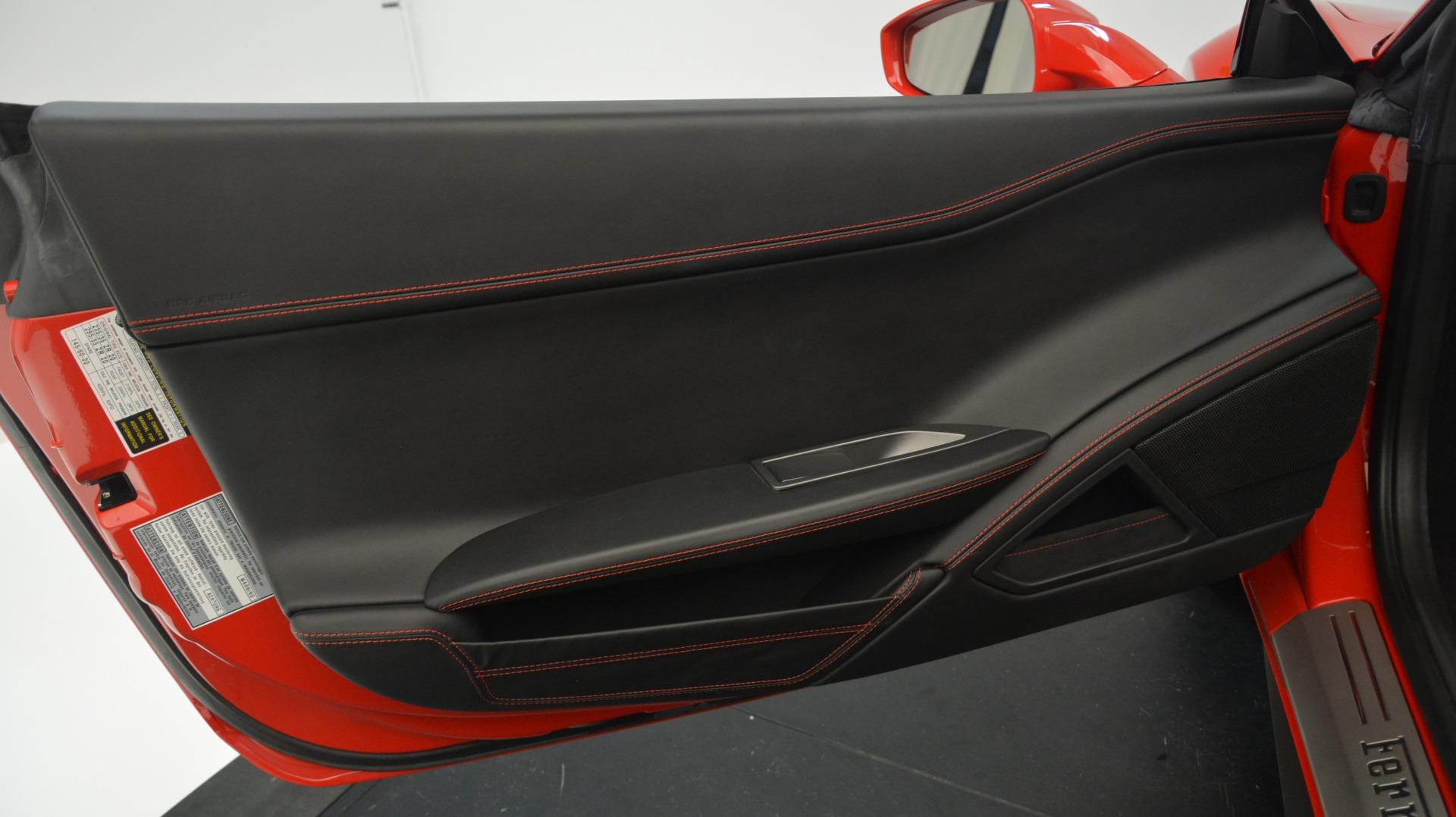 Used 2015 Ferrari 458 Spider  For Sale In Greenwich, CT. Alfa Romeo of Greenwich, 4483A 2369_p29