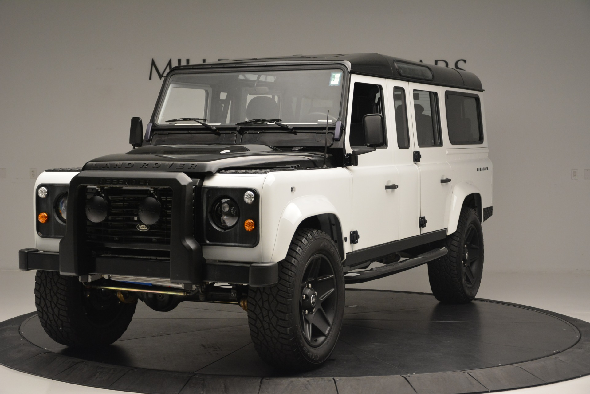 Used 1994 Land Rover Defender 130 Himalaya For Sale In Greenwich, CT. Alfa Romeo of Greenwich, 7392 2374_main