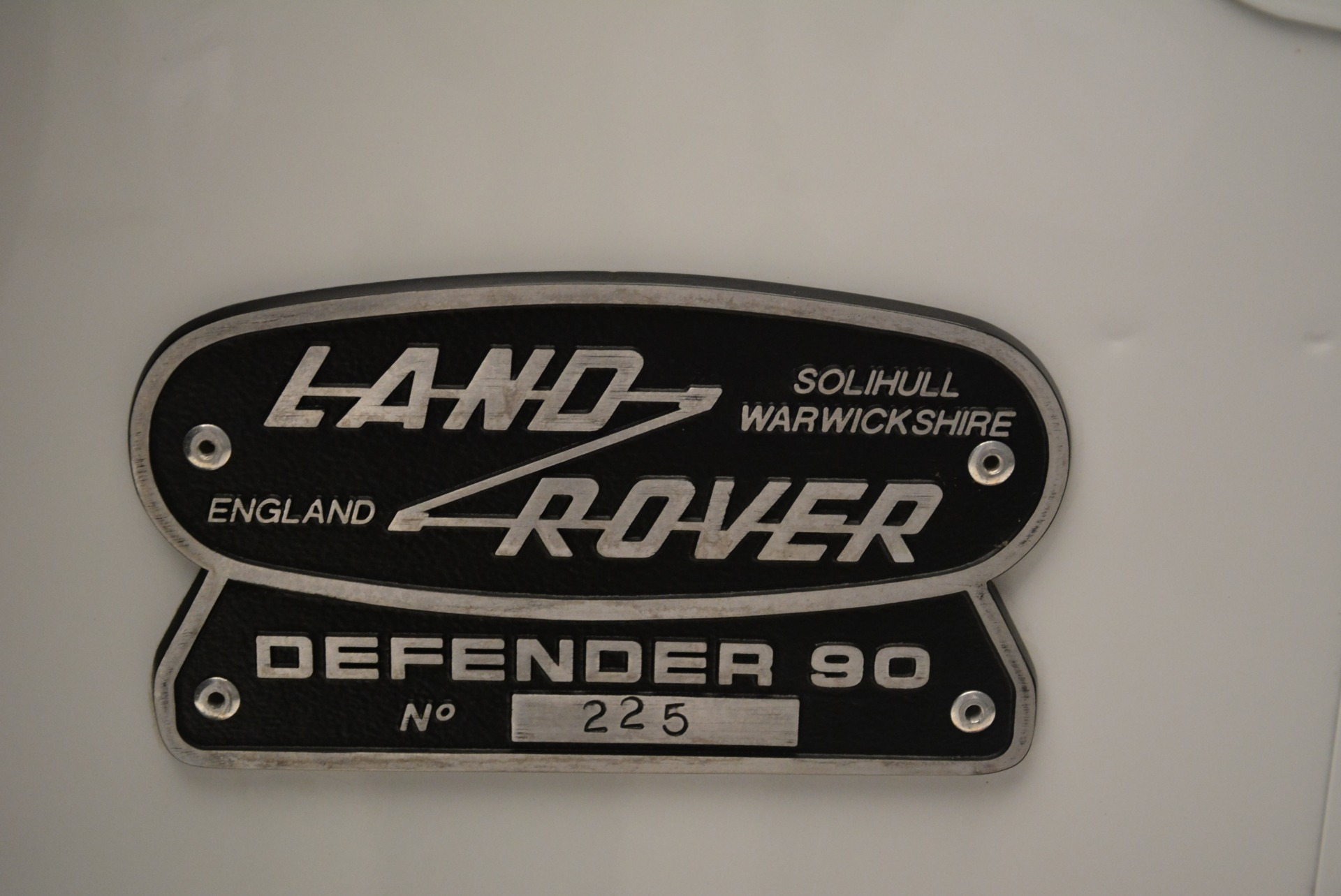 Used 1994 Land Rover Defender 130 Himalaya For Sale In Greenwich, CT. Alfa Romeo of Greenwich, 7392 2374_p23