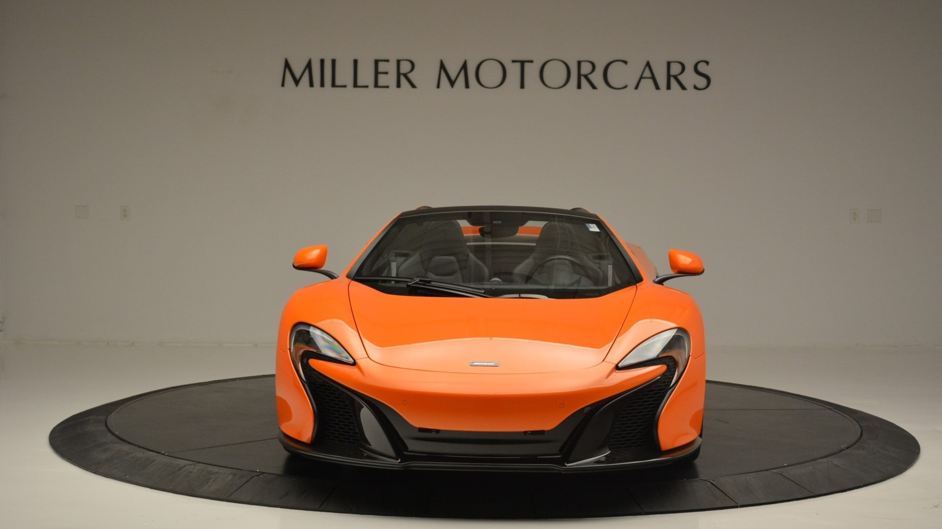 Used 2015 McLaren 650S Spider Convertible For Sale In Greenwich, CT. Alfa Romeo of Greenwich, 3142 2375_p12