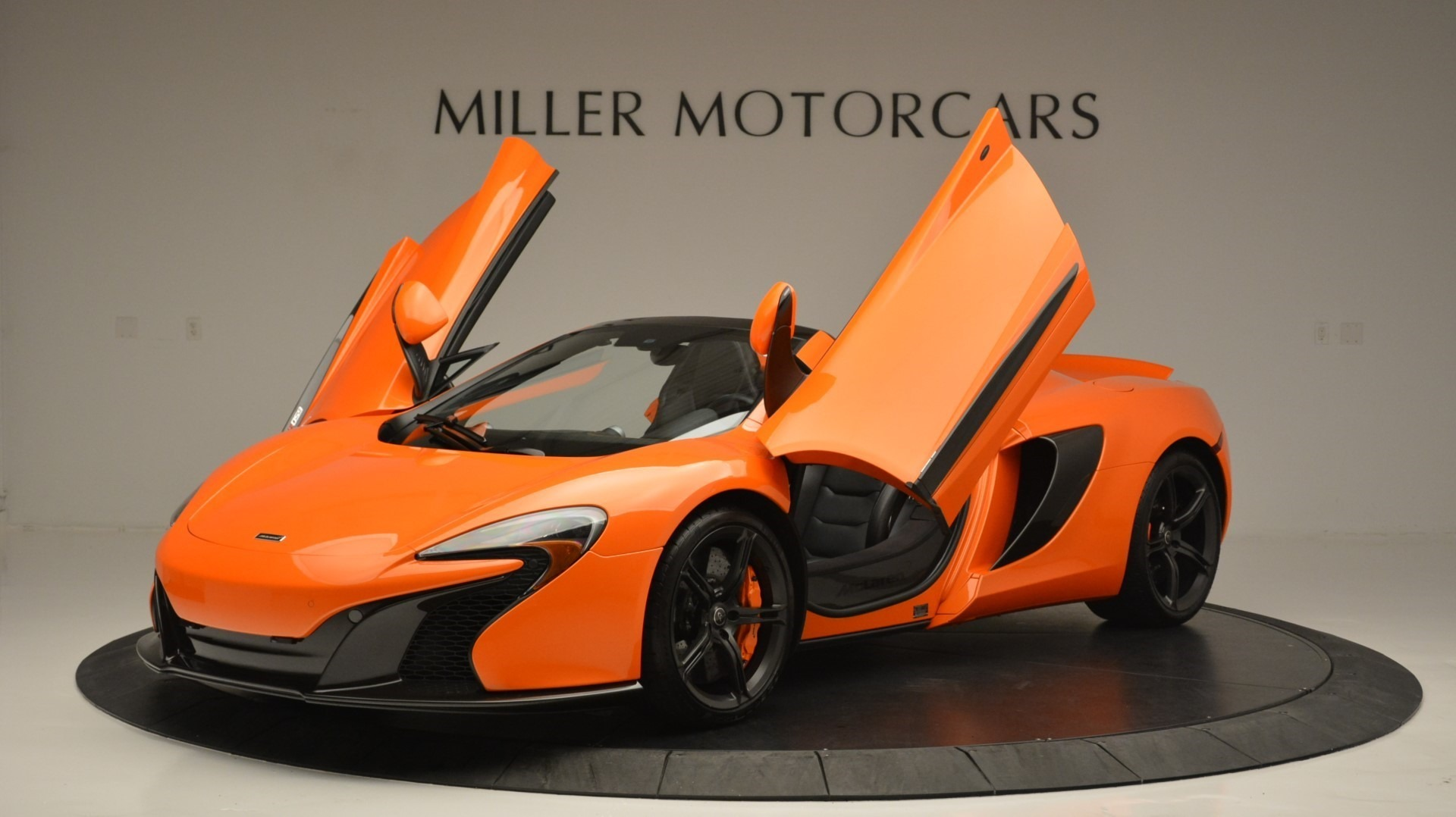 Used 2015 McLaren 650S Spider Convertible For Sale In Greenwich, CT. Alfa Romeo of Greenwich, 3142 2375_p14