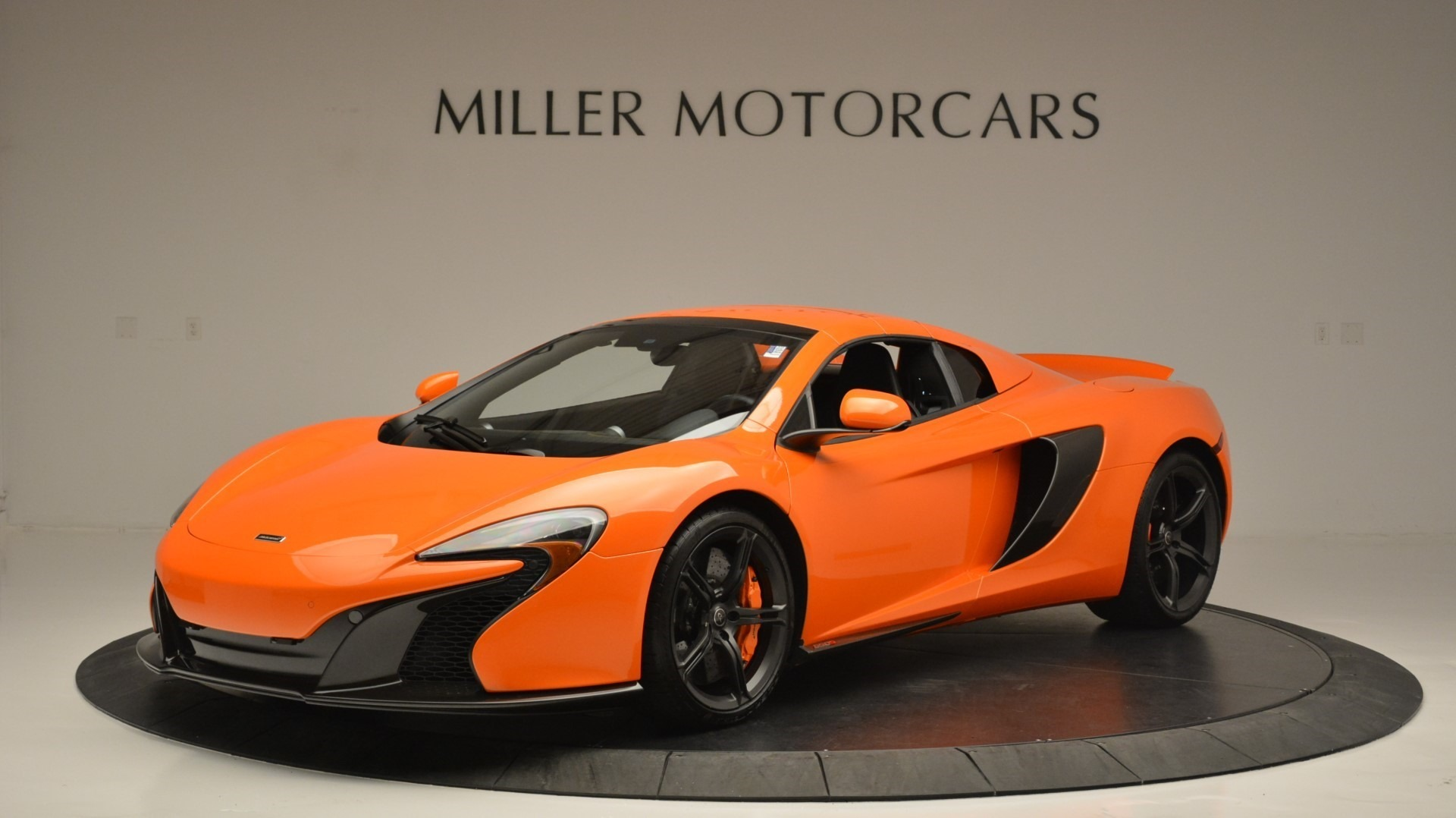 Used 2015 McLaren 650S Spider Convertible For Sale In Greenwich, CT. Alfa Romeo of Greenwich, 3142 2375_p15