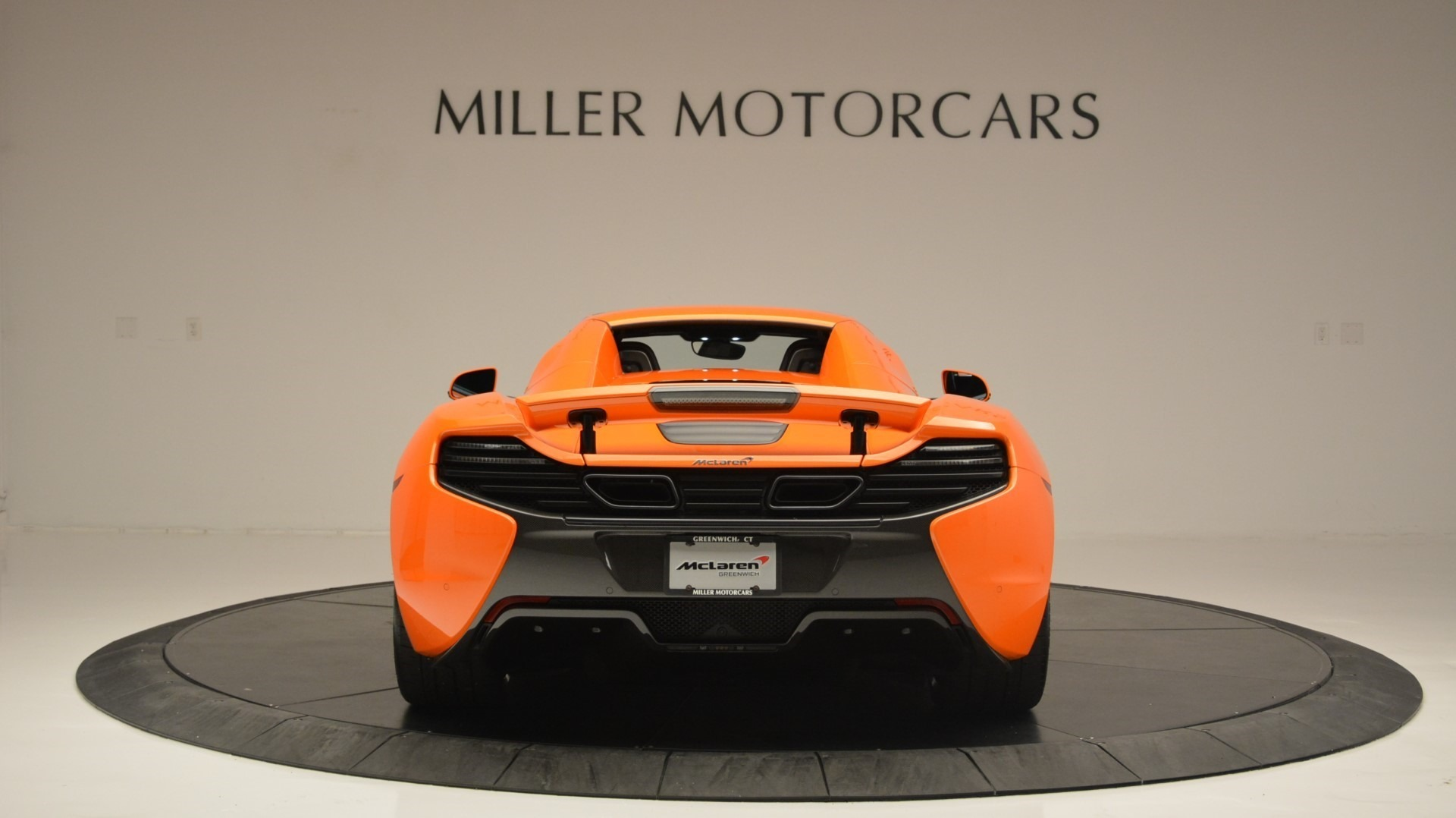 Used 2015 McLaren 650S Spider Convertible For Sale In Greenwich, CT. Alfa Romeo of Greenwich, 3142 2375_p18