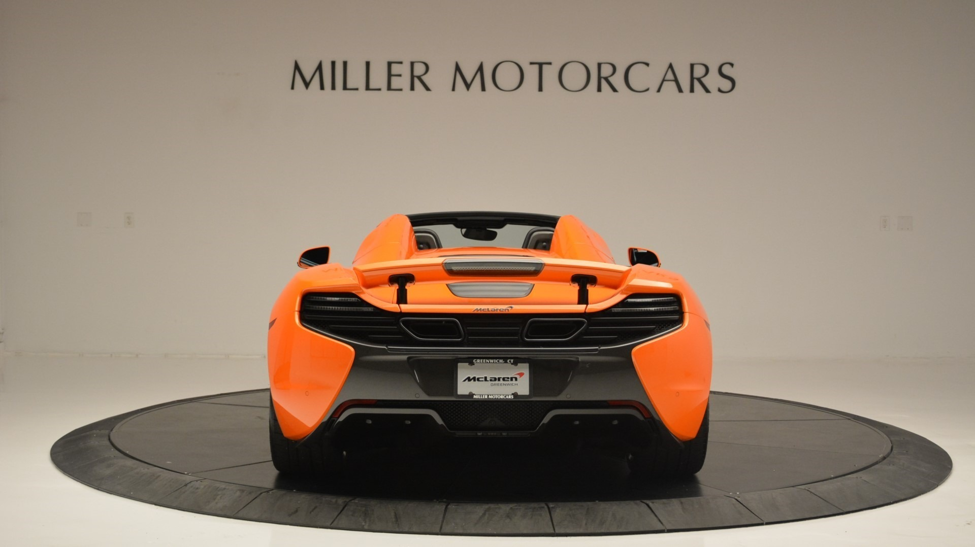 Used 2015 McLaren 650S Spider Convertible For Sale In Greenwich, CT. Alfa Romeo of Greenwich, 3142 2375_p6