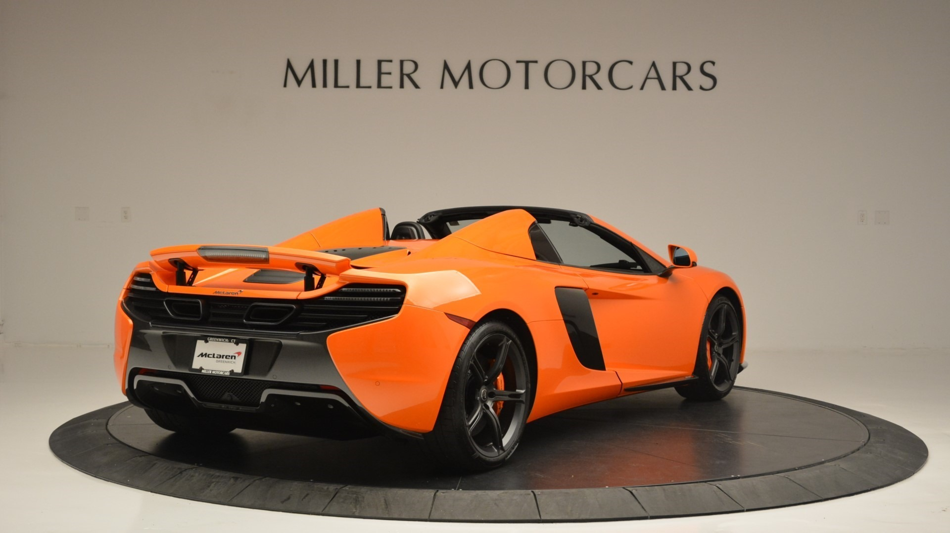 Used 2015 McLaren 650S Spider Convertible For Sale In Greenwich, CT. Alfa Romeo of Greenwich, 3142 2375_p7