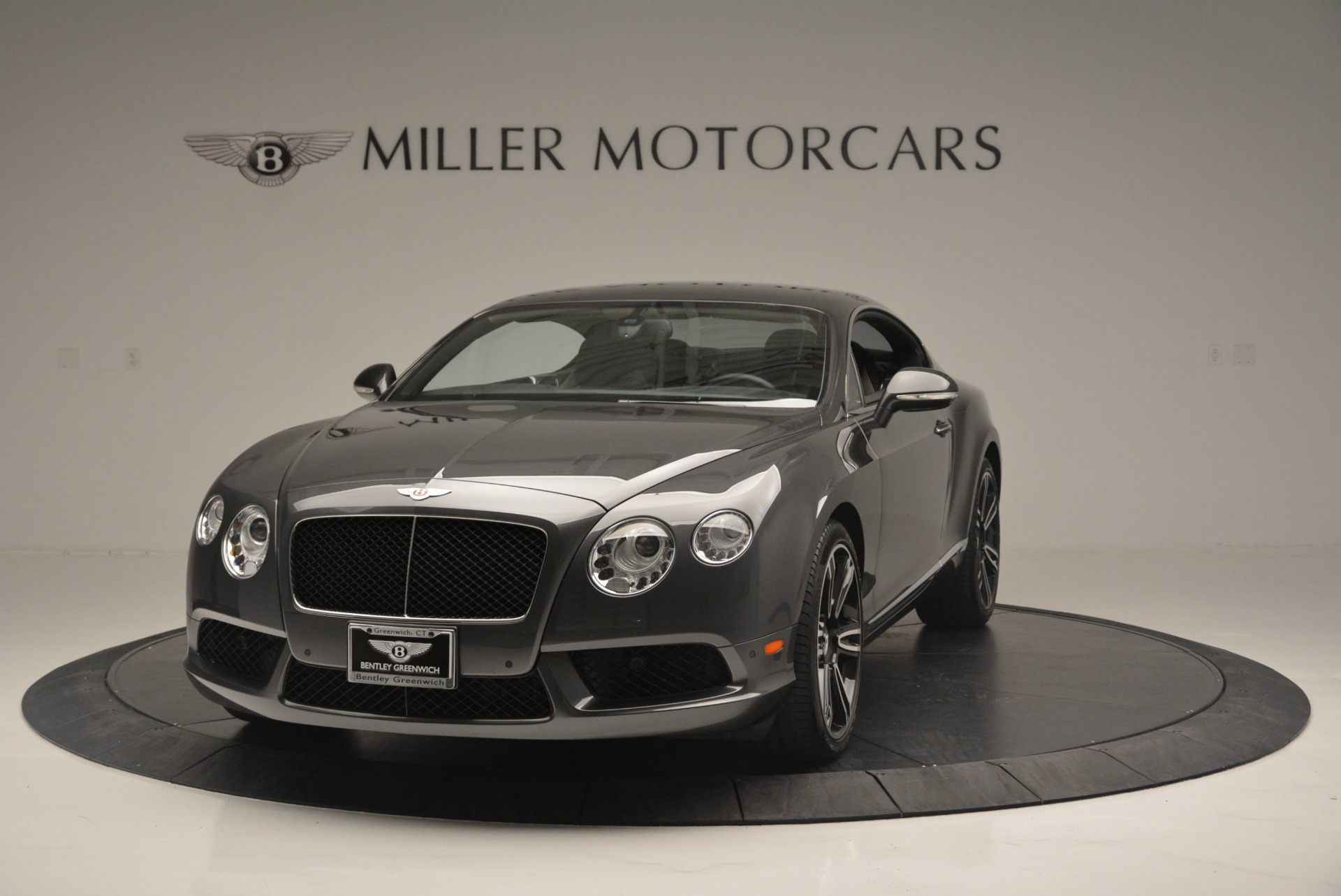 Used 2013 Bentley Continental GT V8 For Sale In Greenwich, CT. Alfa Romeo of Greenwich, 4482A 2377_main
