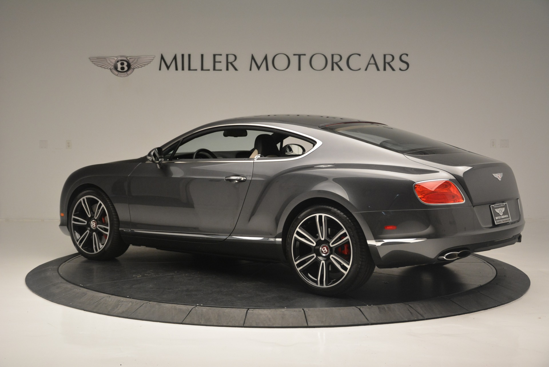 Used 2013 Bentley Continental GT V8 For Sale In Greenwich, CT. Alfa Romeo of Greenwich, 4482A 2377_p4