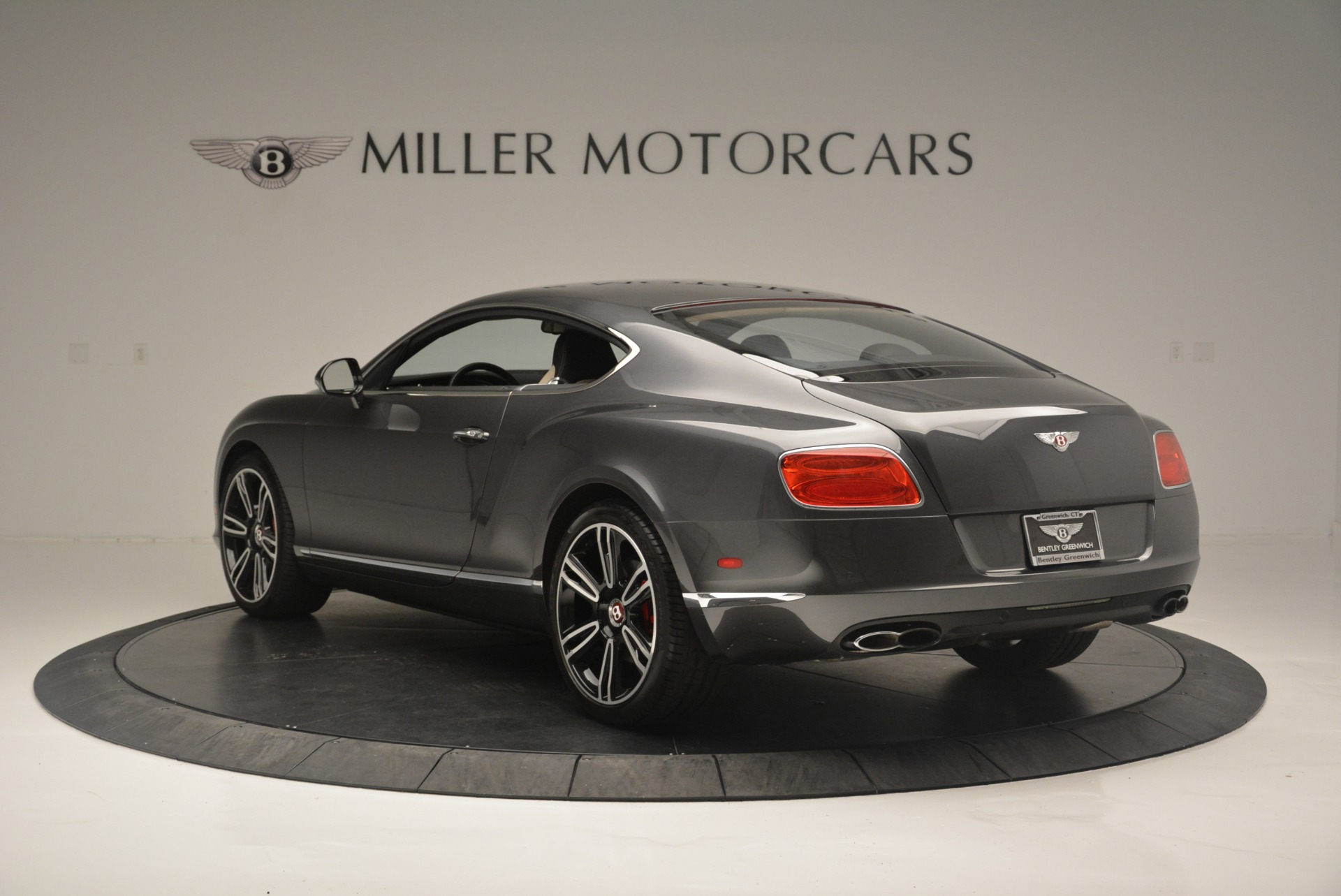 Used 2013 Bentley Continental GT V8 For Sale In Greenwich, CT. Alfa Romeo of Greenwich, 4482A 2377_p5