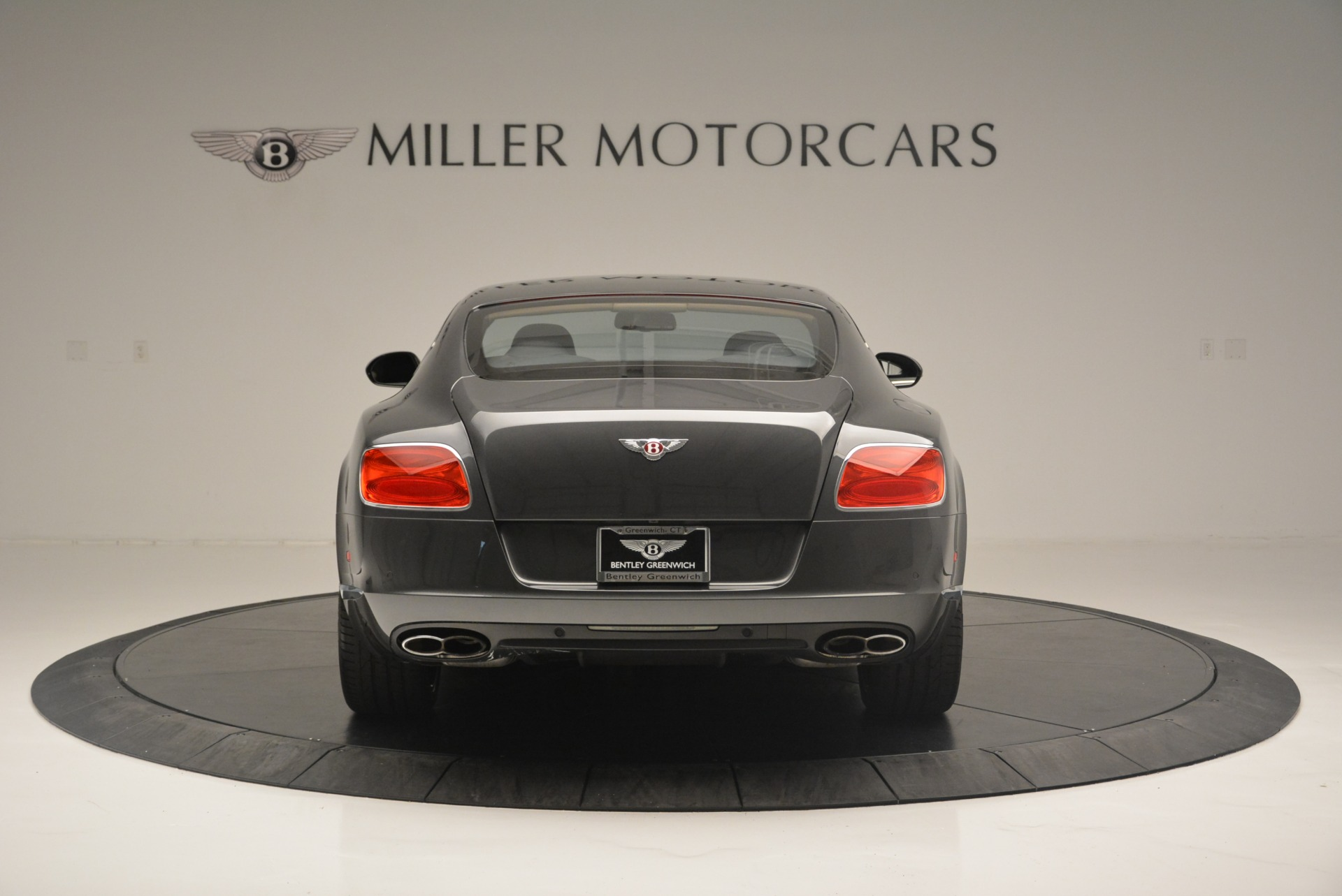 Used 2013 Bentley Continental GT V8 For Sale In Greenwich, CT. Alfa Romeo of Greenwich, 4482A 2377_p6