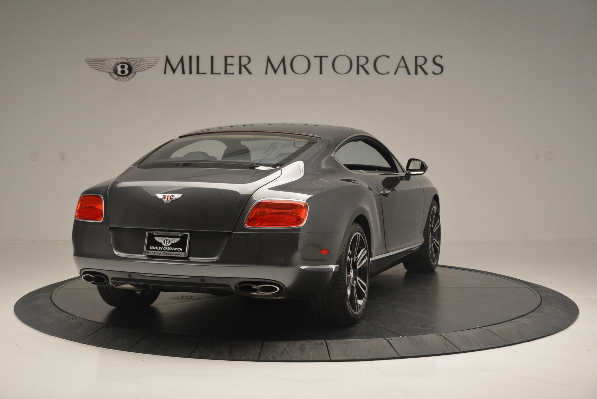 Used 2013 Bentley Continental GT V8 For Sale In Greenwich, CT. Alfa Romeo of Greenwich, 4482A 2377_p7