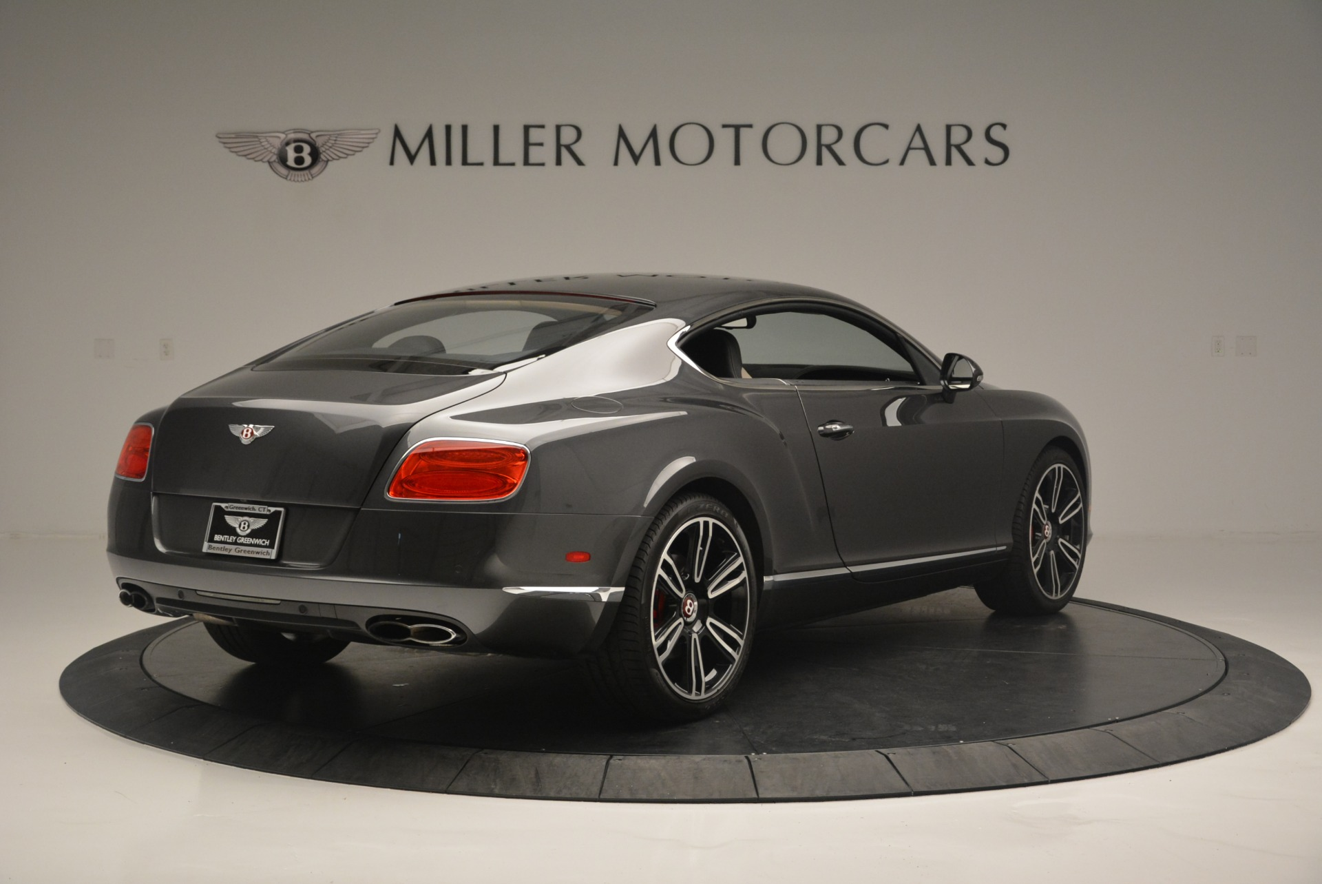 Used 2013 Bentley Continental GT V8 For Sale In Greenwich, CT. Alfa Romeo of Greenwich, 4482A 2377_p8