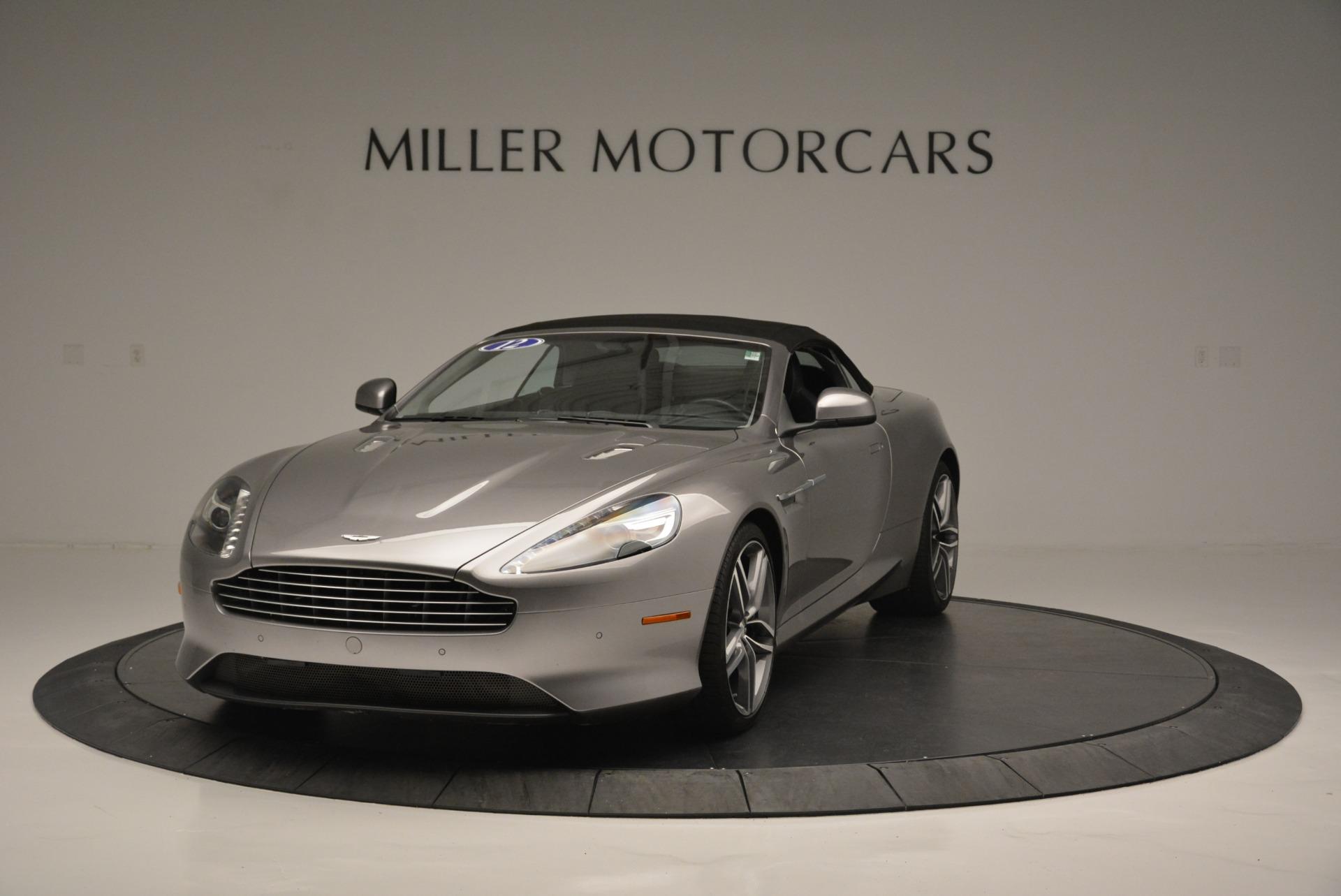 Used 2012 Aston Martin Virage Volante For Sale In Greenwich, CT. Alfa Romeo of Greenwich, A1292A 2378_p13