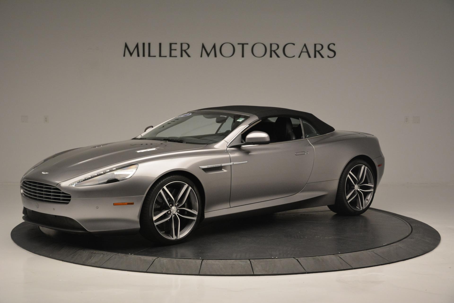 Used 2012 Aston Martin Virage Volante For Sale In Greenwich, CT. Alfa Romeo of Greenwich, A1292A 2378_p14