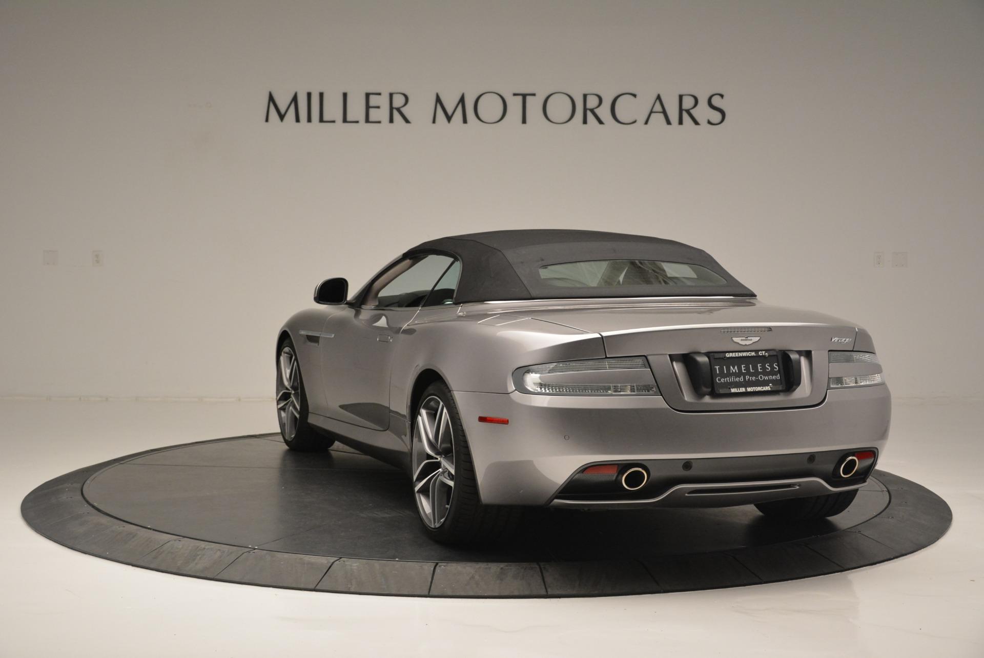 Used 2012 Aston Martin Virage Volante For Sale In Greenwich, CT. Alfa Romeo of Greenwich, A1292A 2378_p17