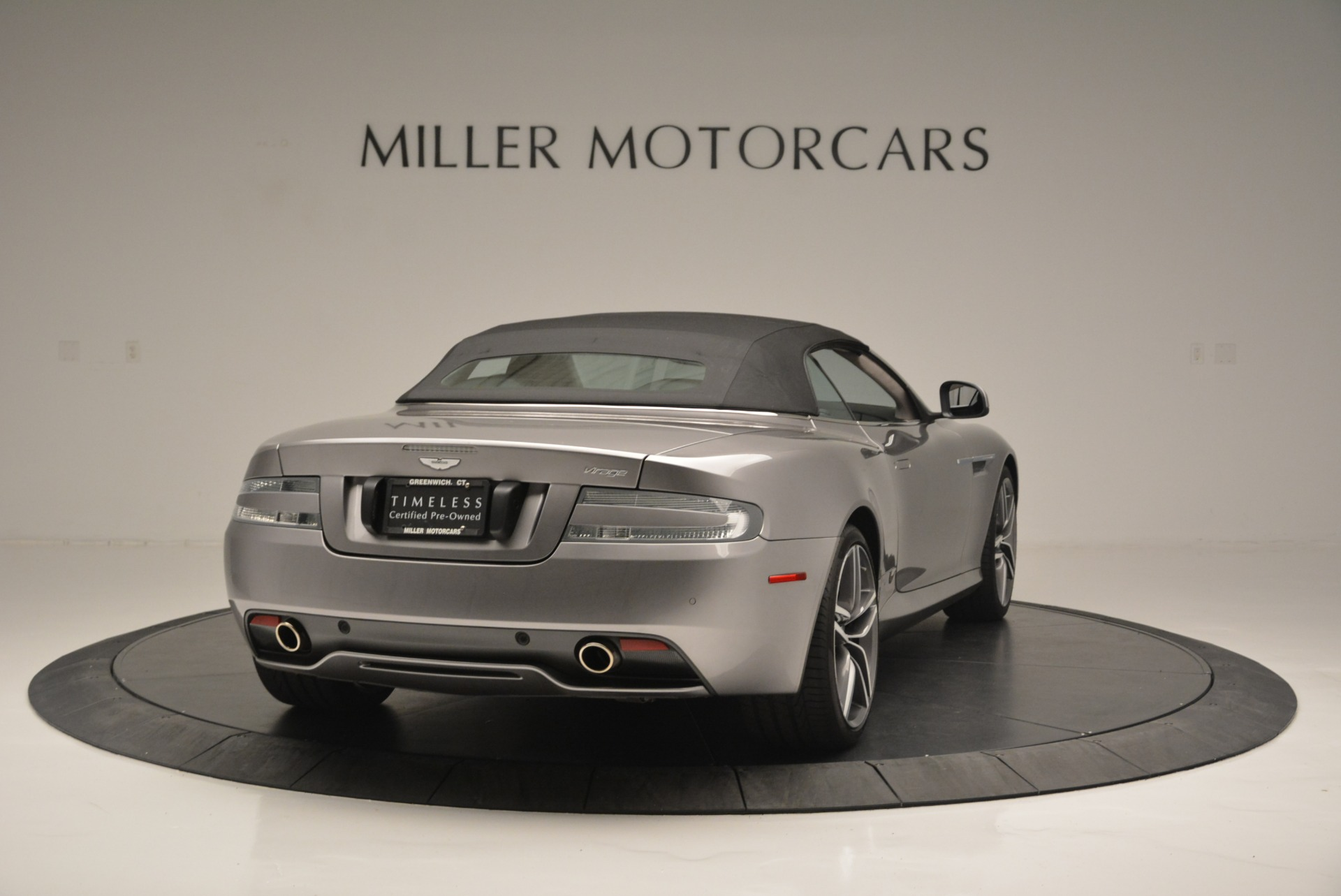 Used 2012 Aston Martin Virage Volante For Sale In Greenwich, CT. Alfa Romeo of Greenwich, A1292A 2378_p19