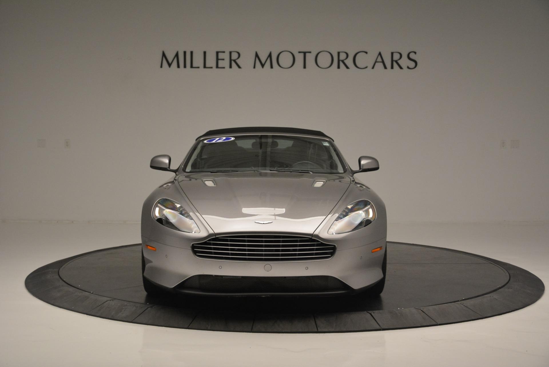 Used 2012 Aston Martin Virage Volante For Sale In Greenwich, CT. Alfa Romeo of Greenwich, A1292A 2378_p24