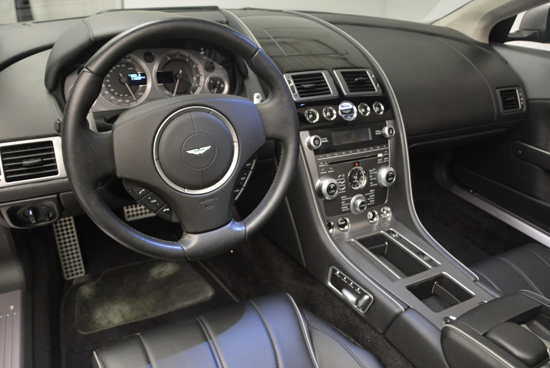 Used 2012 Aston Martin Virage Volante For Sale In Greenwich, CT. Alfa Romeo of Greenwich, A1292A 2378_p26