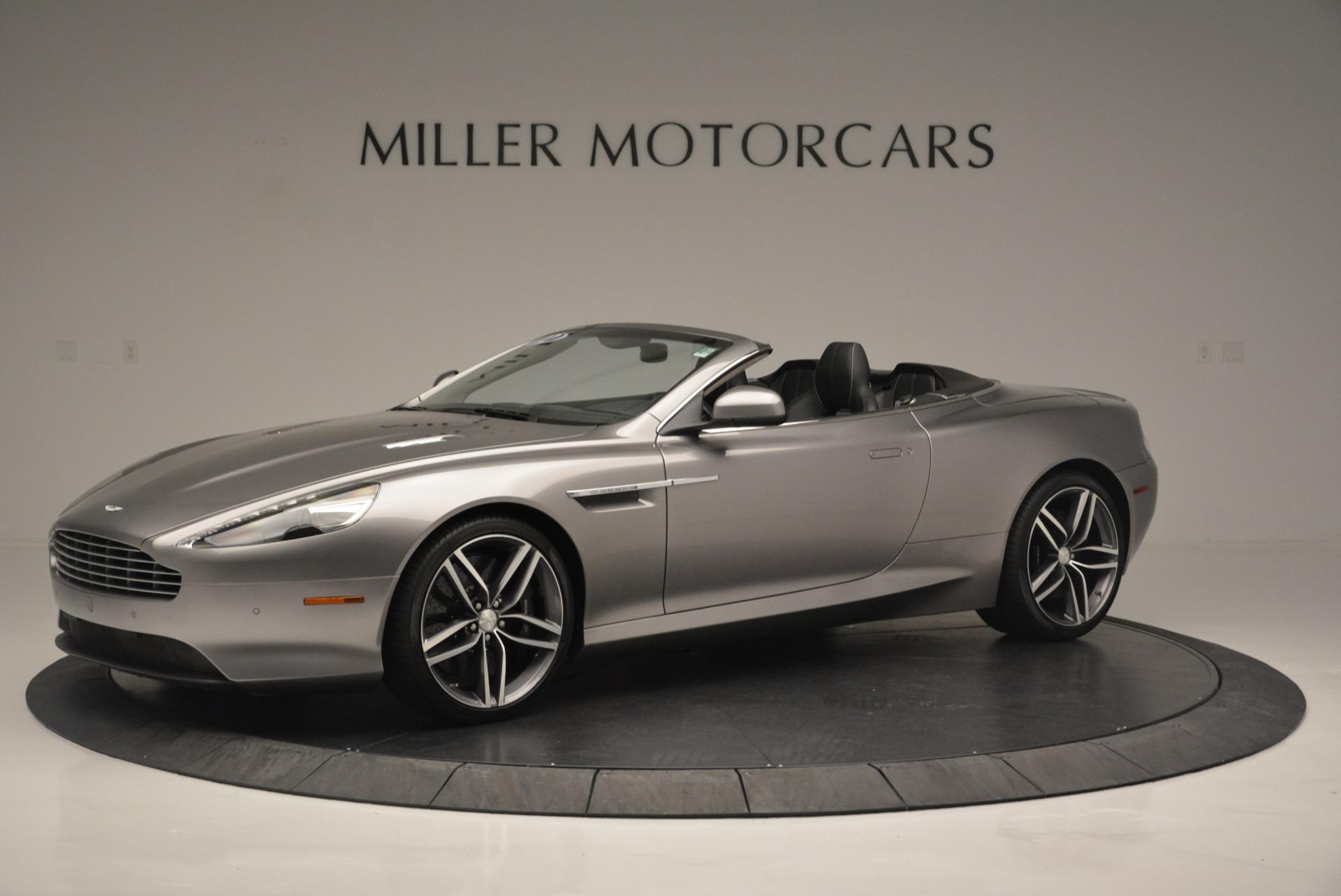 Used 2012 Aston Martin Virage Volante For Sale In Greenwich, CT. Alfa Romeo of Greenwich, A1292A 2378_p2