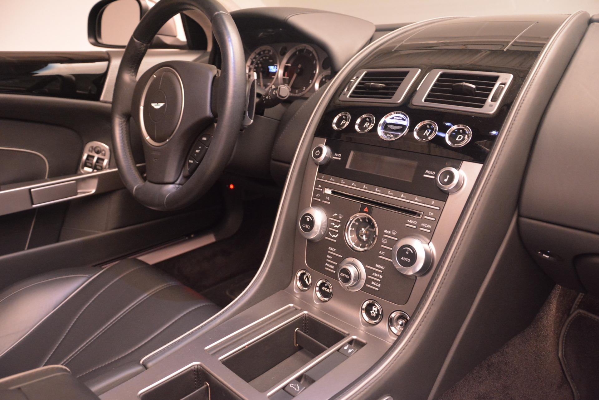 Used 2012 Aston Martin Virage Volante For Sale In Greenwich, CT. Alfa Romeo of Greenwich, A1292A 2378_p30