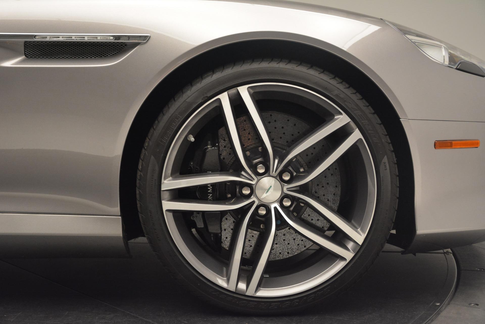 Used 2012 Aston Martin Virage Volante For Sale In Greenwich, CT. Alfa Romeo of Greenwich, A1292A 2378_p32