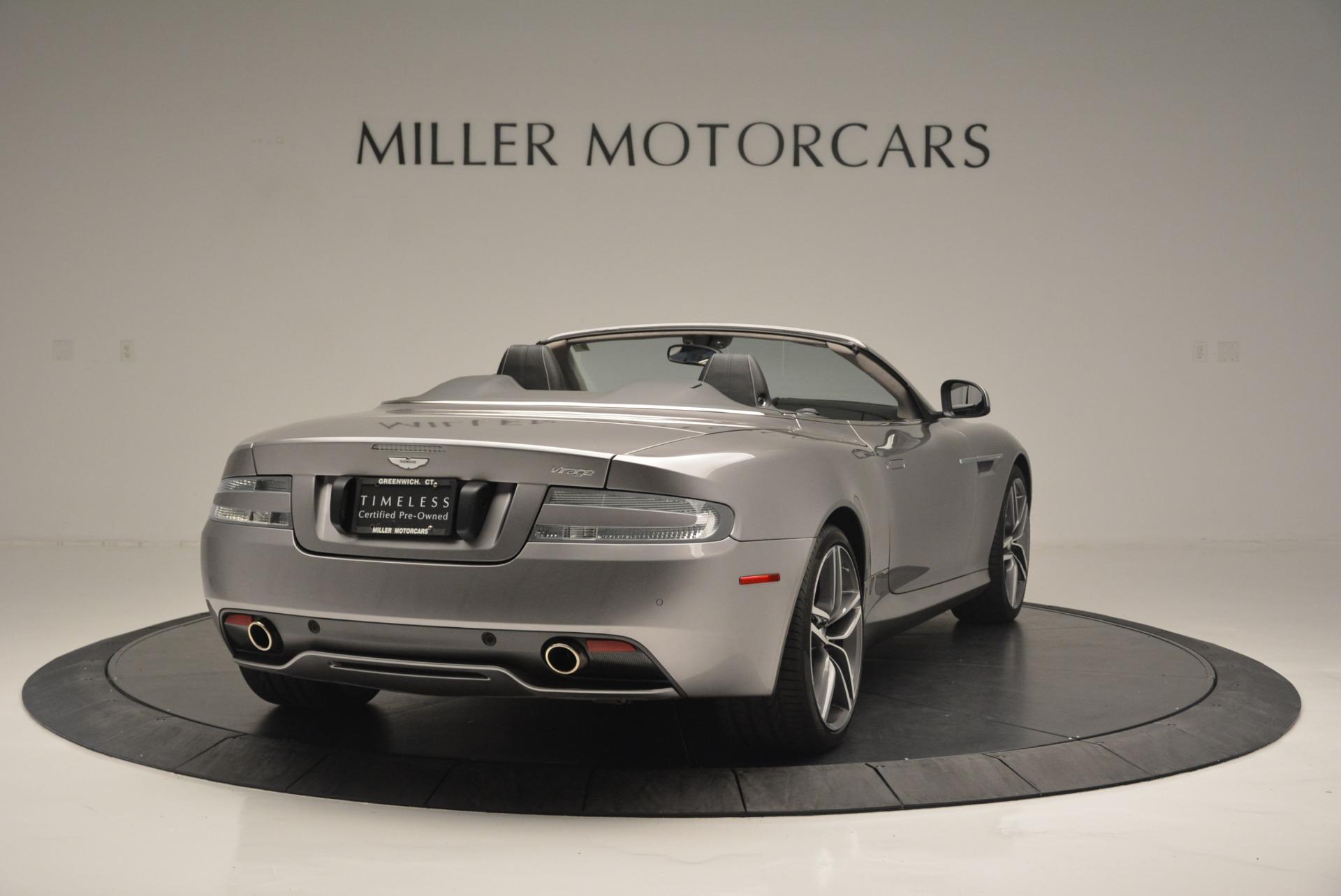Used 2012 Aston Martin Virage Volante For Sale In Greenwich, CT. Alfa Romeo of Greenwich, A1292A 2378_p7