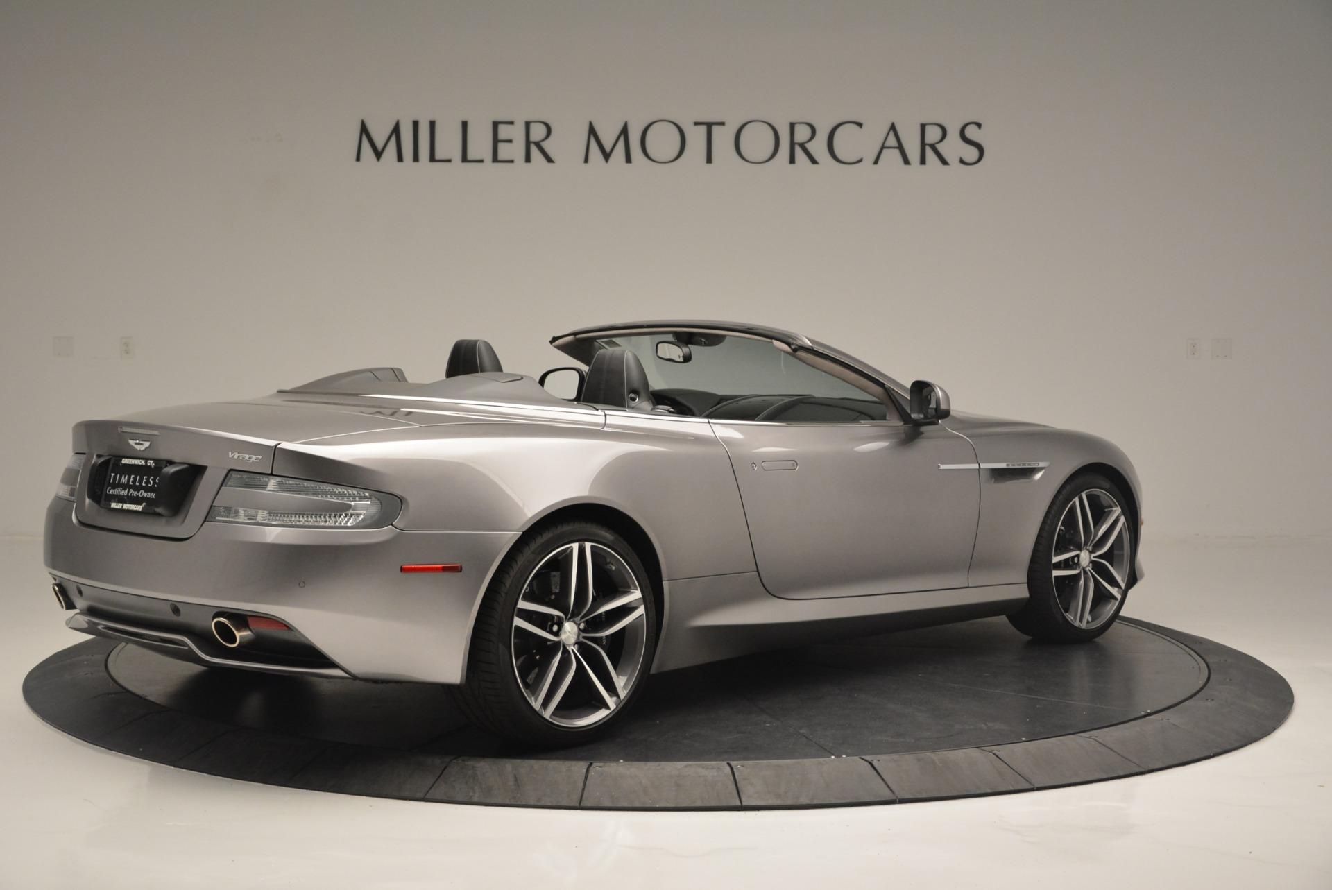 Used 2012 Aston Martin Virage Volante For Sale In Greenwich, CT. Alfa Romeo of Greenwich, A1292A 2378_p8