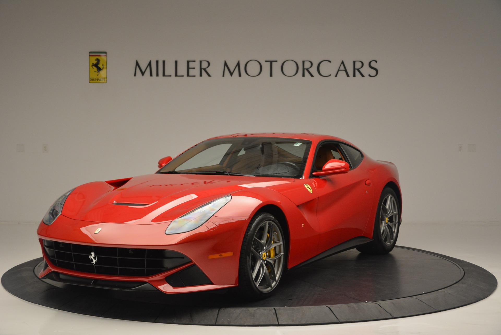 Used 2014 Ferrari F12 Berlinetta  For Sale In Greenwich, CT. Alfa Romeo of Greenwich, 4477A 2380_main
