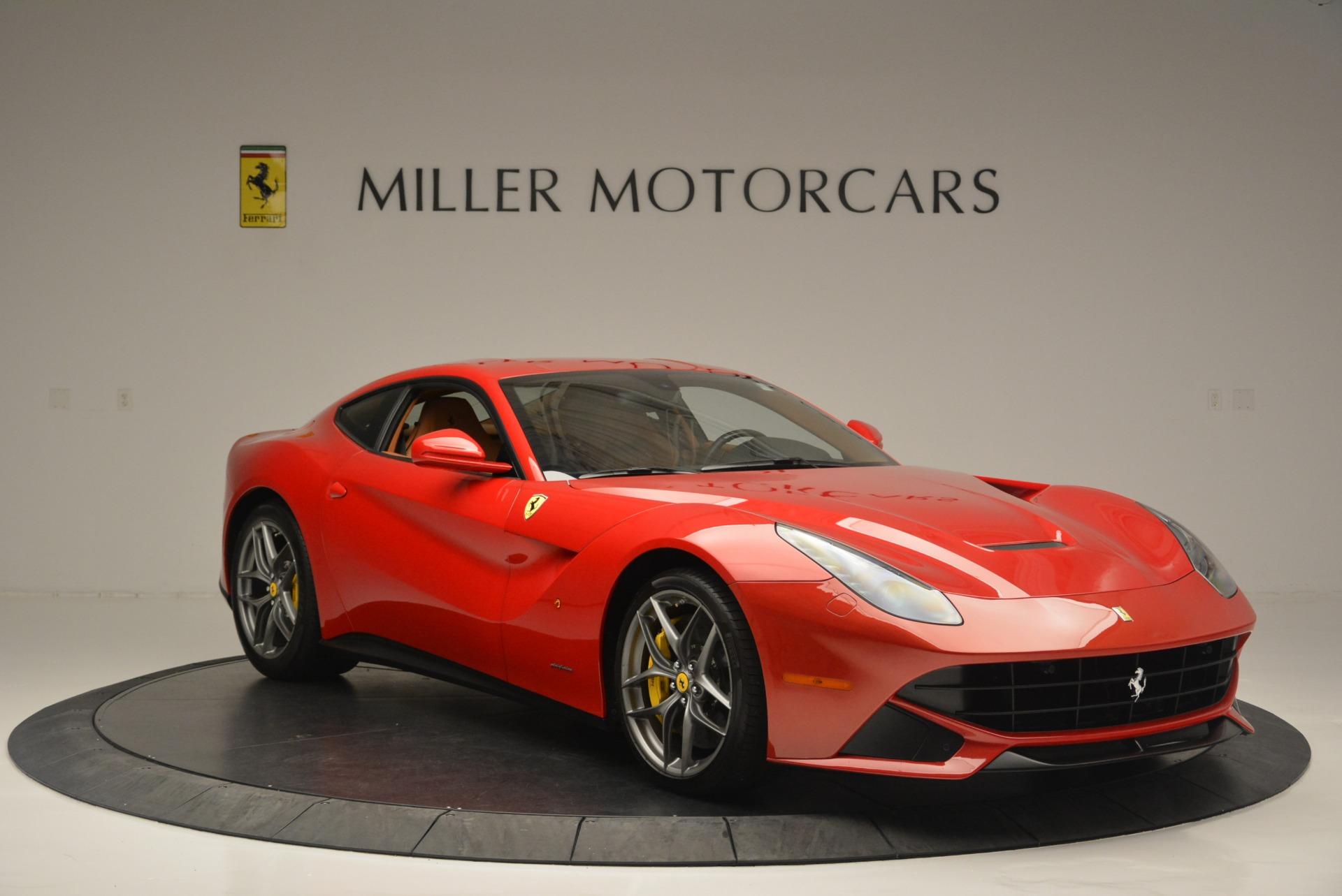 Used 2014 Ferrari F12 Berlinetta  For Sale In Greenwich, CT. Alfa Romeo of Greenwich, 4477A 2380_p11