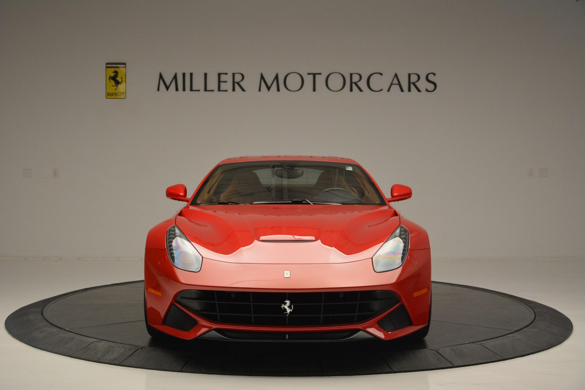 Used 2014 Ferrari F12 Berlinetta  For Sale In Greenwich, CT. Alfa Romeo of Greenwich, 4477A 2380_p12