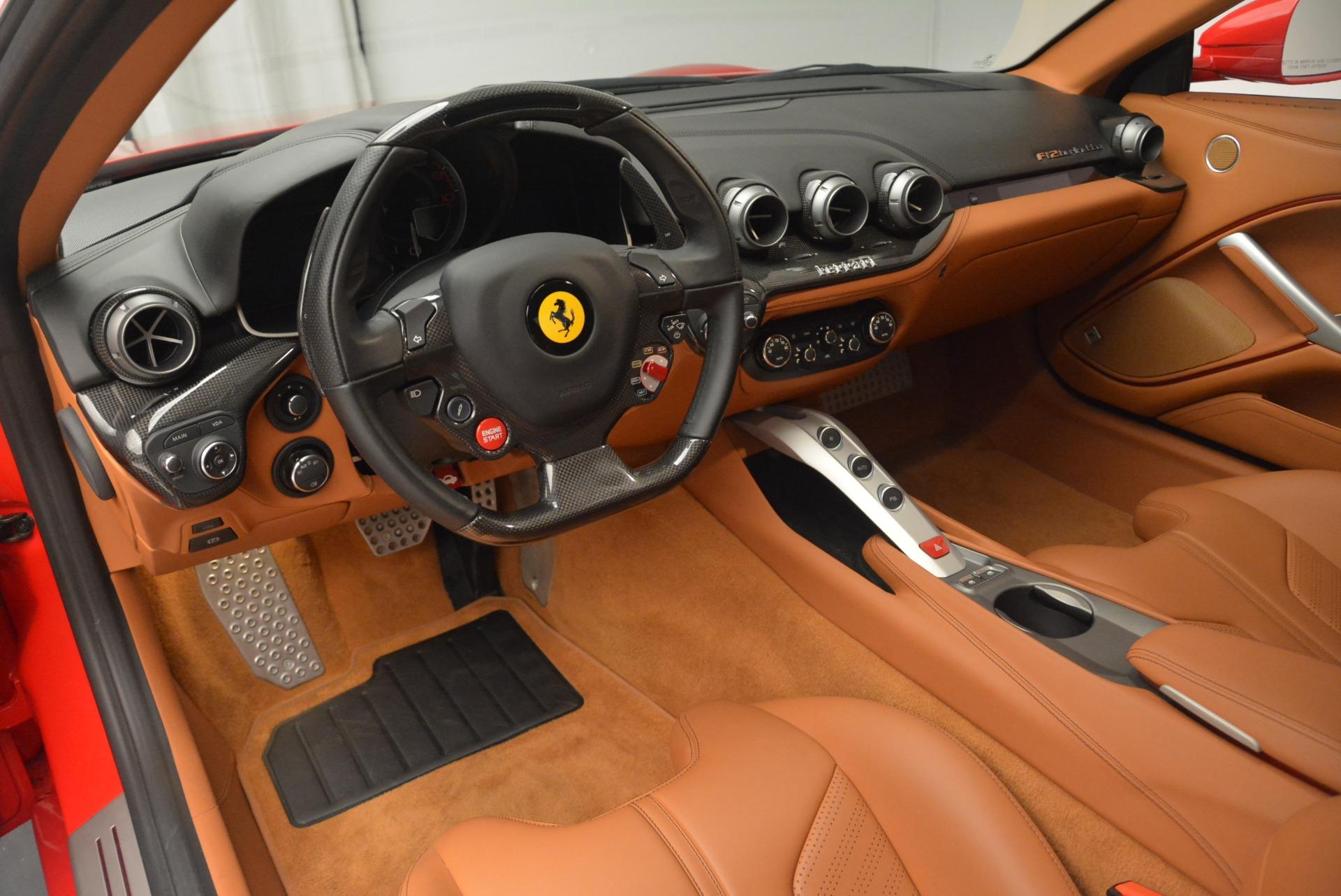 Used 2014 Ferrari F12 Berlinetta  For Sale In Greenwich, CT. Alfa Romeo of Greenwich, 4477A 2380_p13