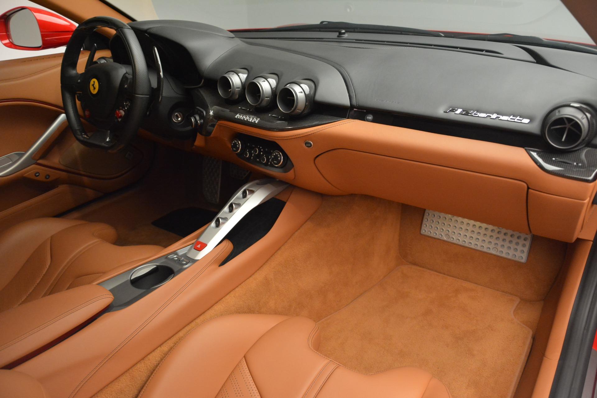 Used 2014 Ferrari F12 Berlinetta  For Sale In Greenwich, CT. Alfa Romeo of Greenwich, 4477A 2380_p17