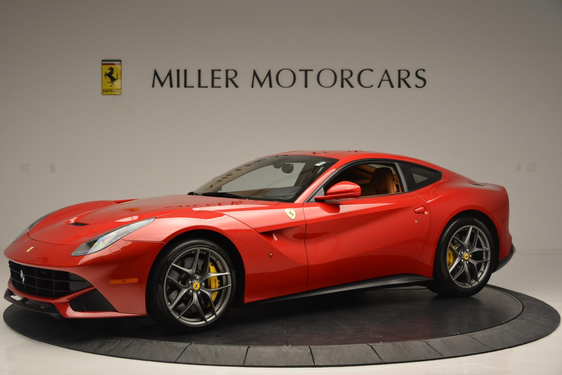 Used 2014 Ferrari F12 Berlinetta  For Sale In Greenwich, CT. Alfa Romeo of Greenwich, 4477A 2380_p2