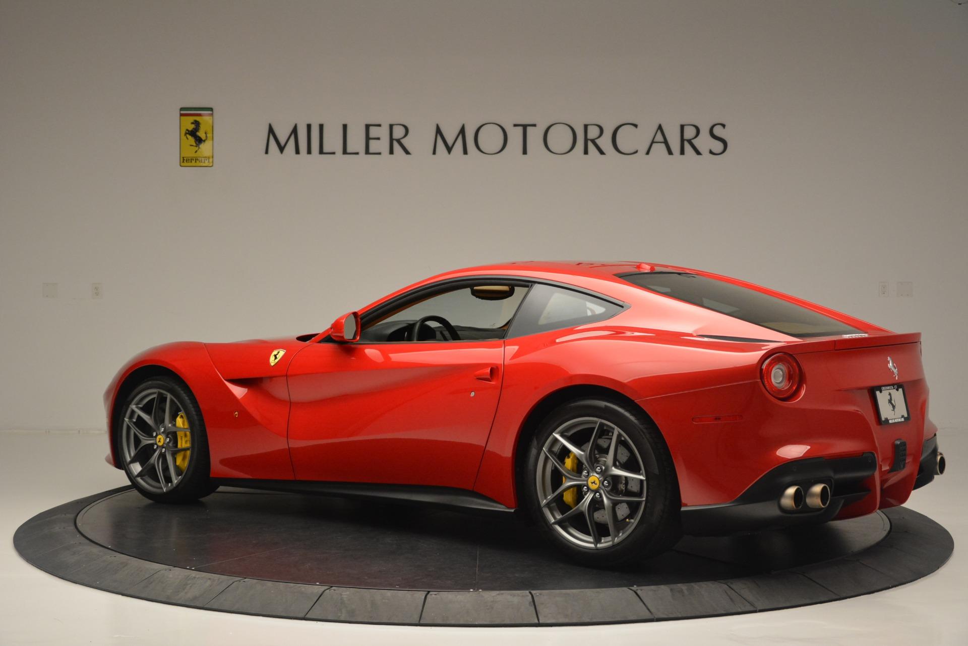 Used 2014 Ferrari F12 Berlinetta  For Sale In Greenwich, CT. Alfa Romeo of Greenwich, 4477A 2380_p4