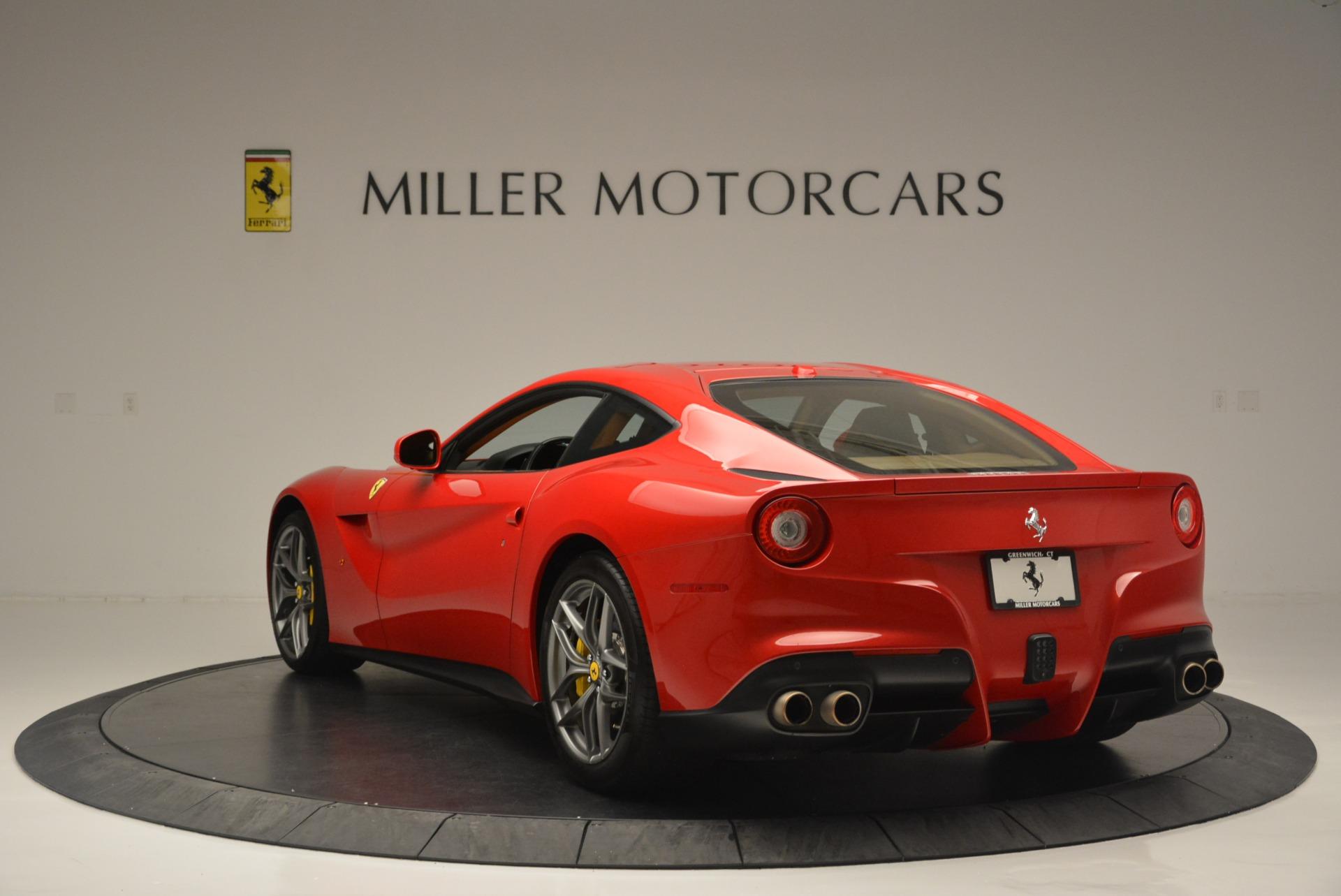 Used 2014 Ferrari F12 Berlinetta  For Sale In Greenwich, CT. Alfa Romeo of Greenwich, 4477A 2380_p5
