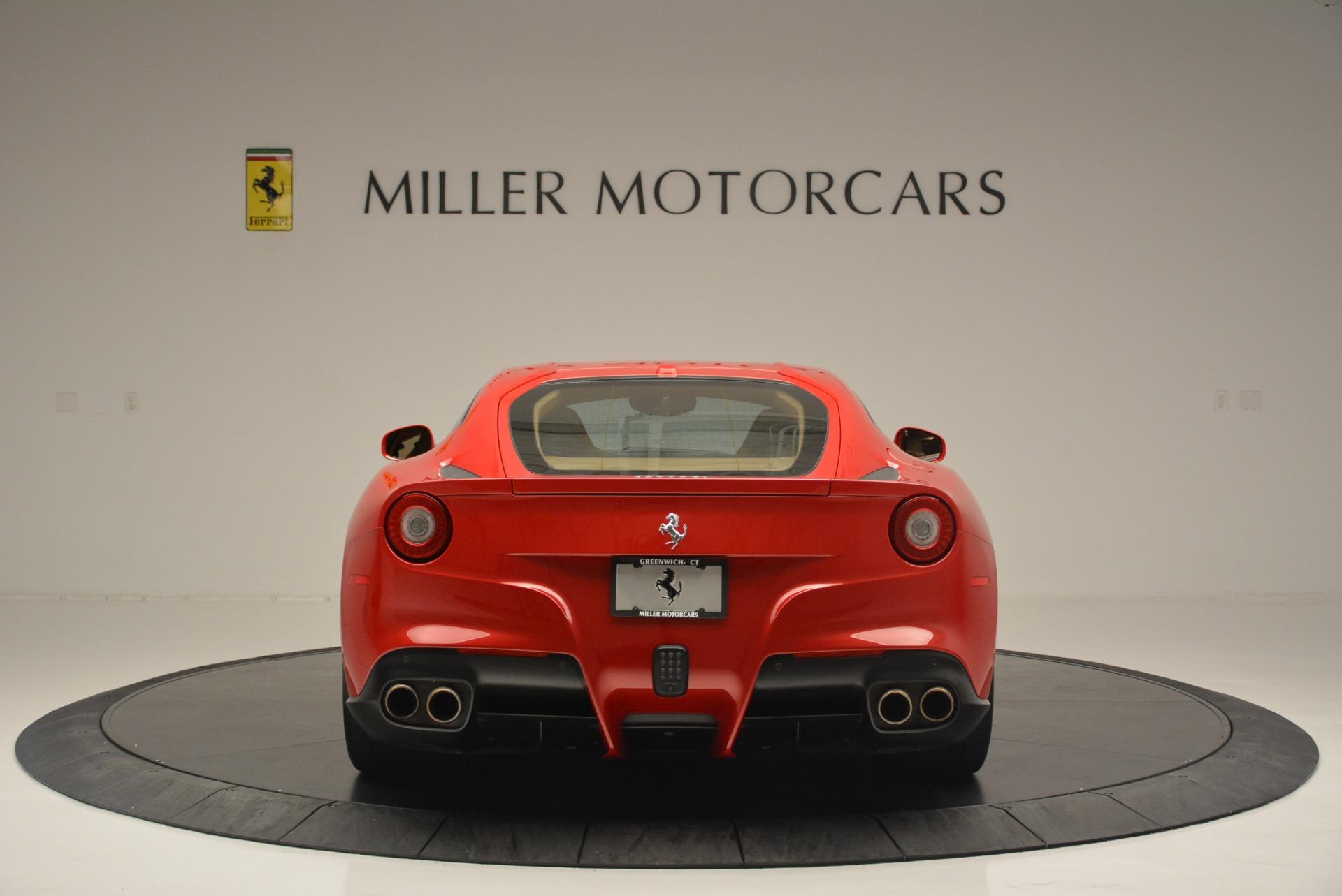 Used 2014 Ferrari F12 Berlinetta  For Sale In Greenwich, CT. Alfa Romeo of Greenwich, 4477A 2380_p6