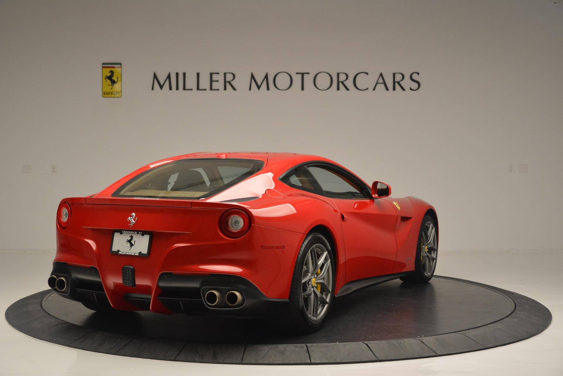 Used 2014 Ferrari F12 Berlinetta  For Sale In Greenwich, CT. Alfa Romeo of Greenwich, 4477A 2380_p7