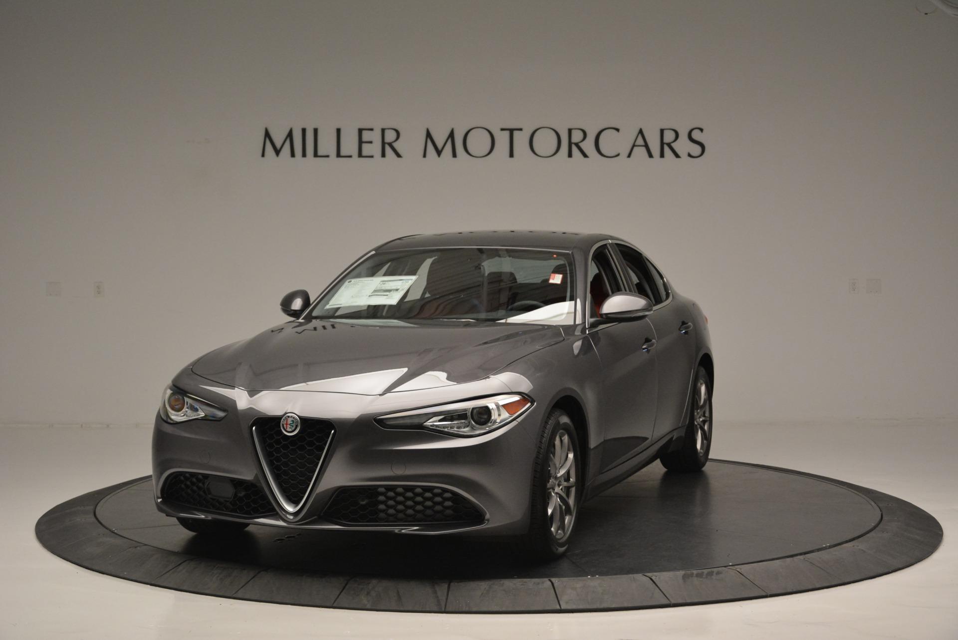 New 2018 Alfa Romeo Giulia Q4 For Sale In Greenwich, CT. Alfa Romeo of Greenwich, L440 2383_main