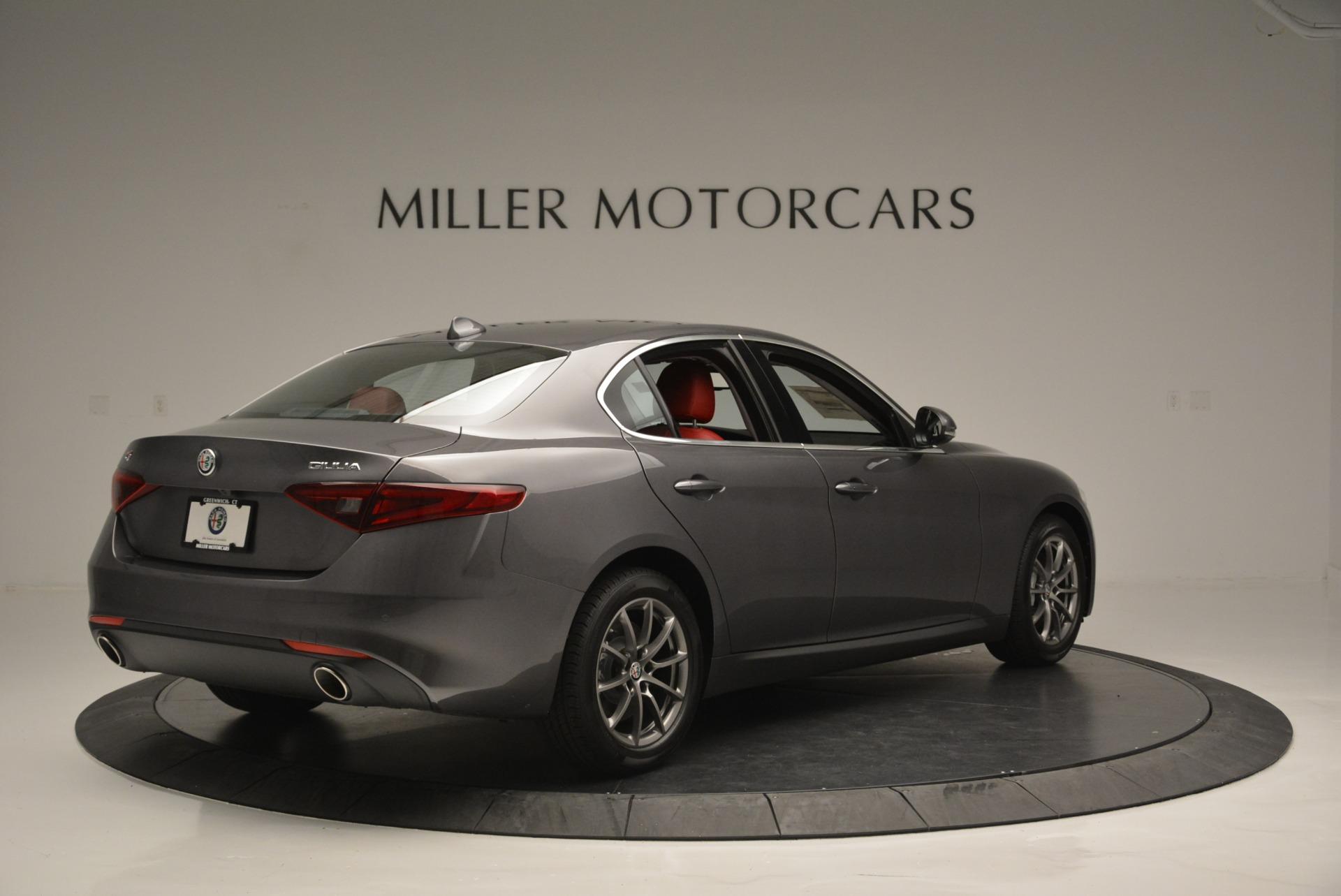 New 2018 Alfa Romeo Giulia Q4 For Sale In Greenwich, CT. Alfa Romeo of Greenwich, L440 2383_p10