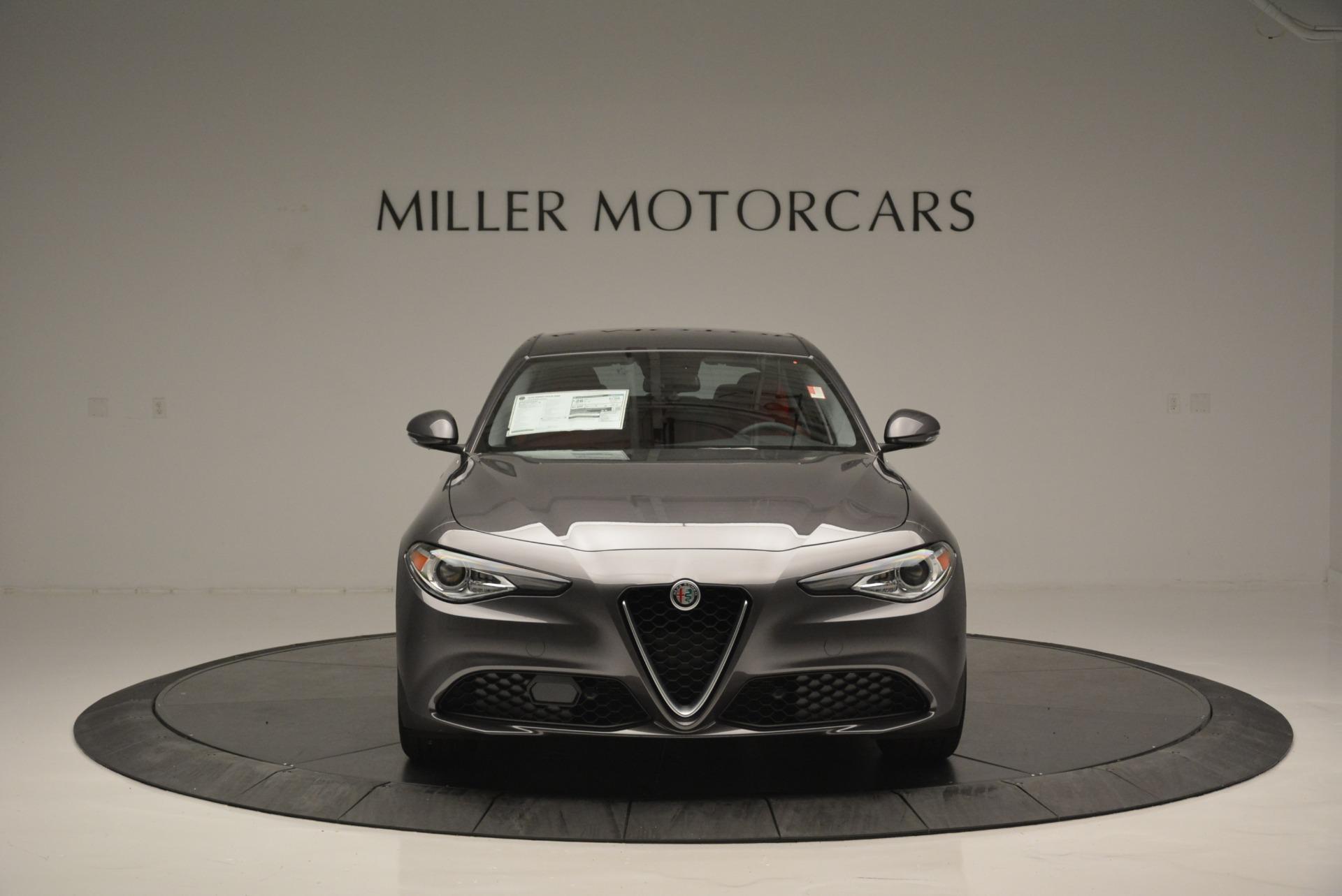 New 2018 Alfa Romeo Giulia Q4 For Sale In Greenwich, CT. Alfa Romeo of Greenwich, L440 2383_p17