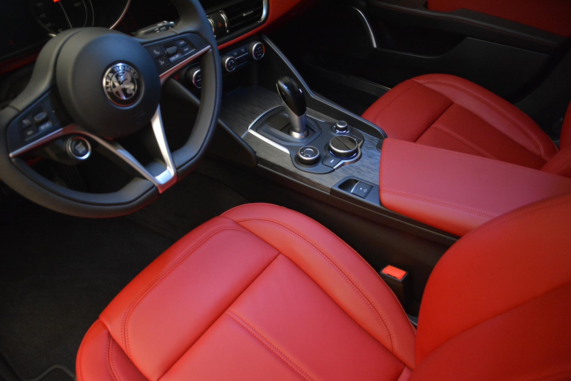 New 2018 Alfa Romeo Giulia Q4 For Sale In Greenwich, CT. Alfa Romeo of Greenwich, L440 2383_p20