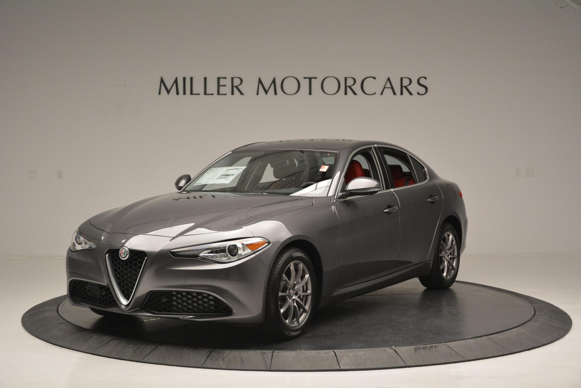 New 2018 Alfa Romeo Giulia Q4 For Sale In Greenwich, CT. Alfa Romeo of Greenwich, L440 2383_p2
