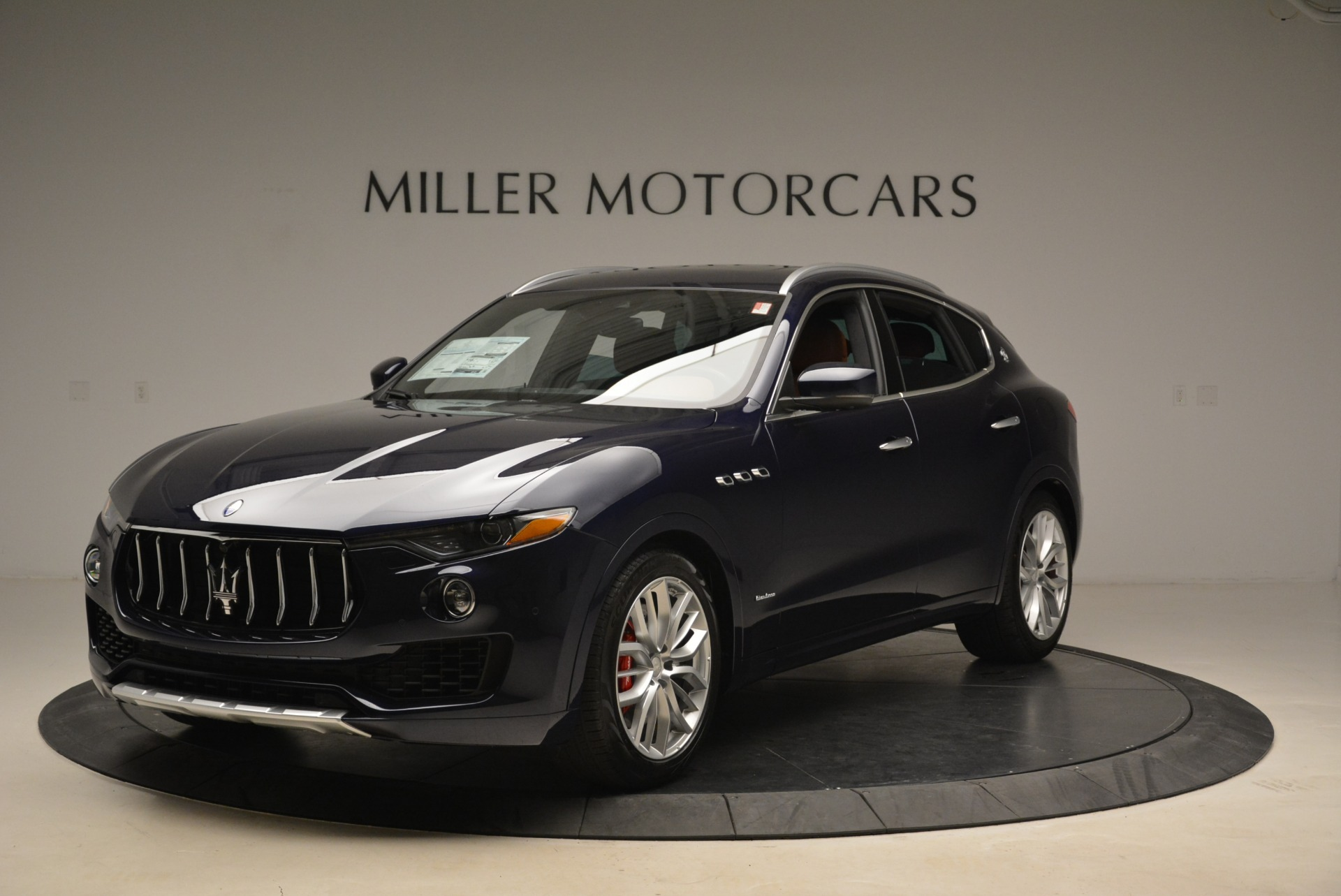 New 2018 Maserati Levante S Q4 GranLusso For Sale In Greenwich, CT. Alfa Romeo of Greenwich, W604 2384_main