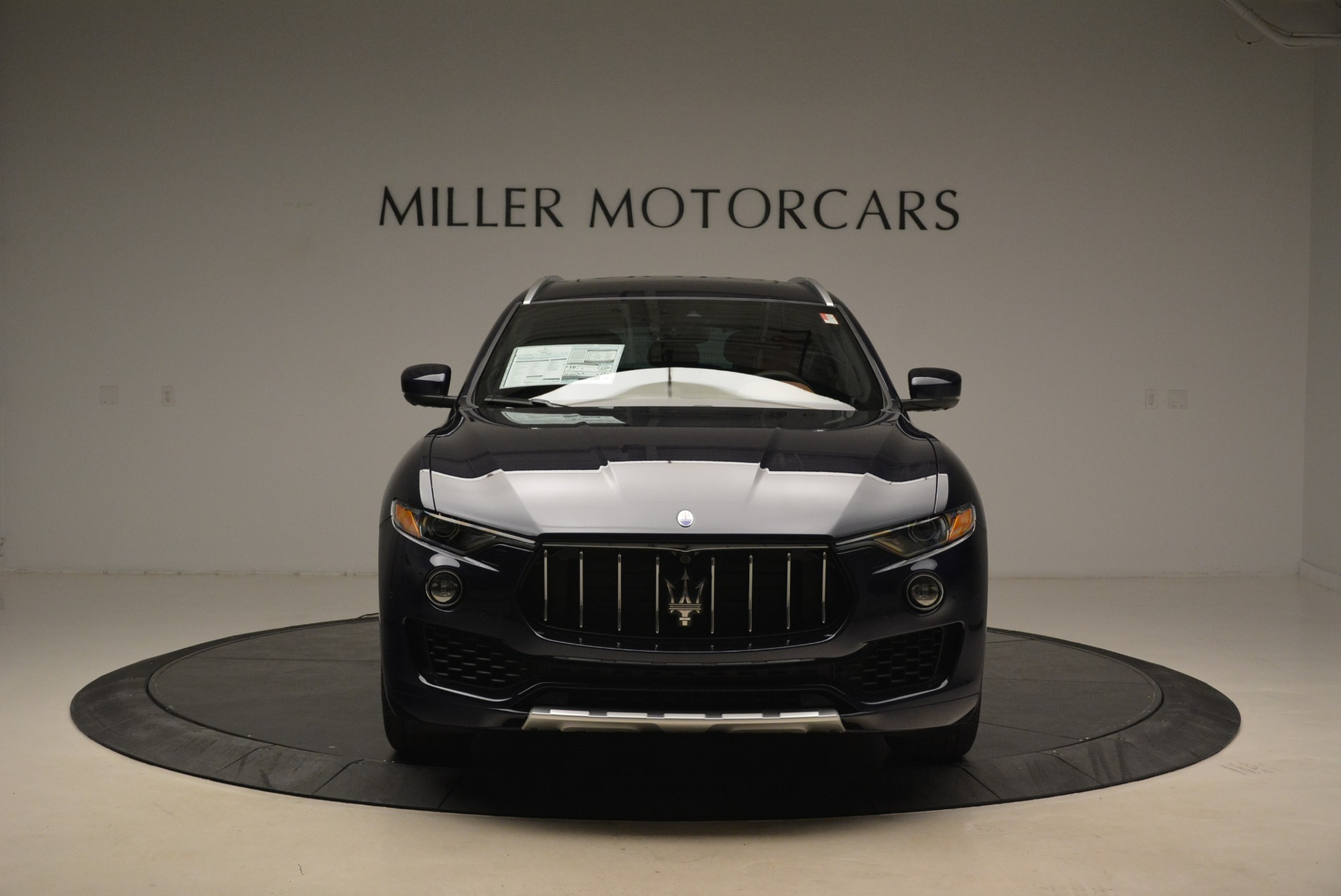 New 2018 Maserati Levante S Q4 GranLusso For Sale In Greenwich, CT. Alfa Romeo of Greenwich, W604 2384_p10